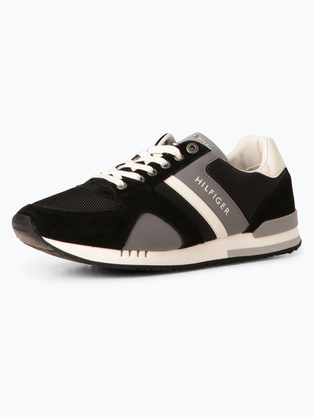 Tommy Hilfiger Herren Sneaker mit Leder-Anteil  2  online kaufen ... ec06fd71f9