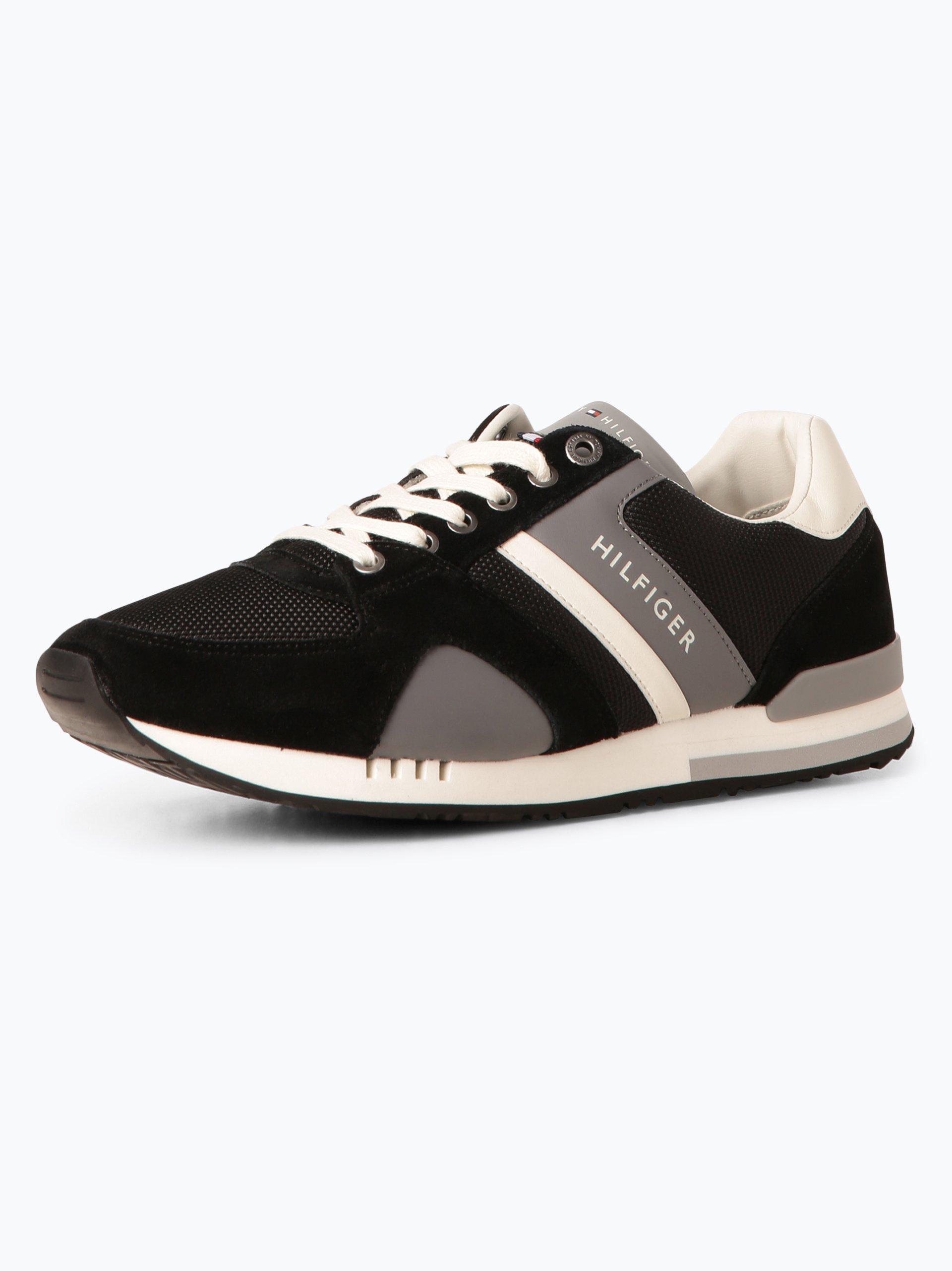 tommy hilfiger herren sneaker mit leder anteil 2 online kaufen peek und cloppenburg de. Black Bedroom Furniture Sets. Home Design Ideas