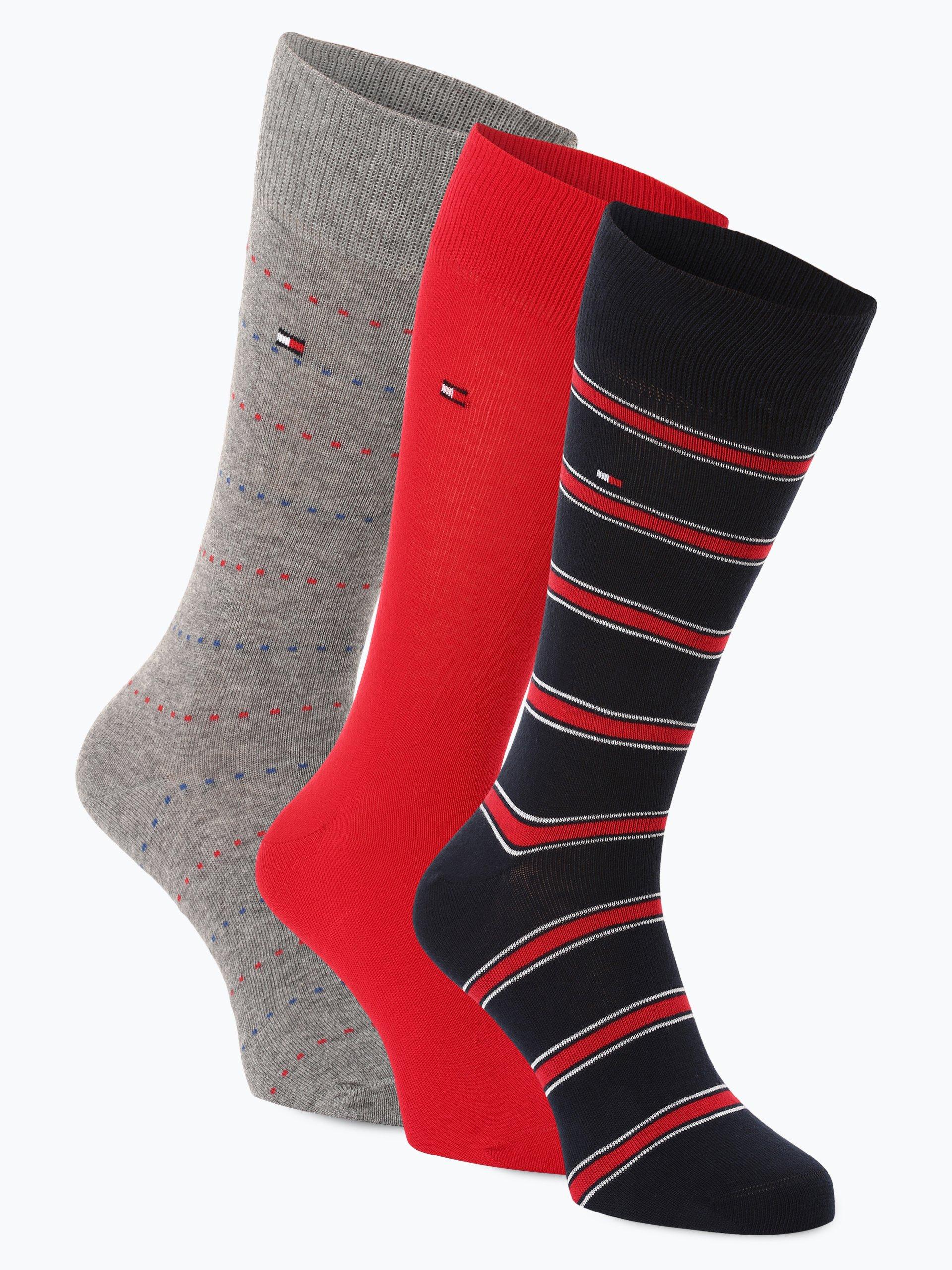Tommy Hilfiger Herren Socken im 3er-Pack