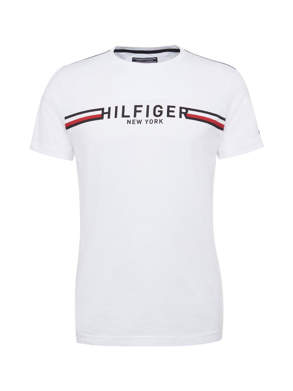 innovative design 6f522 e6f30 Tommy Hilfiger Herren T Shirt Flag Tee - Nils Stucki ...