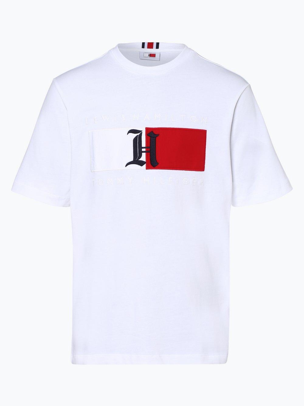 sports shoes d4152 2ed3e Tommy Hilfiger Herren T-Shirt - Lewis Hamilton online kaufen ...