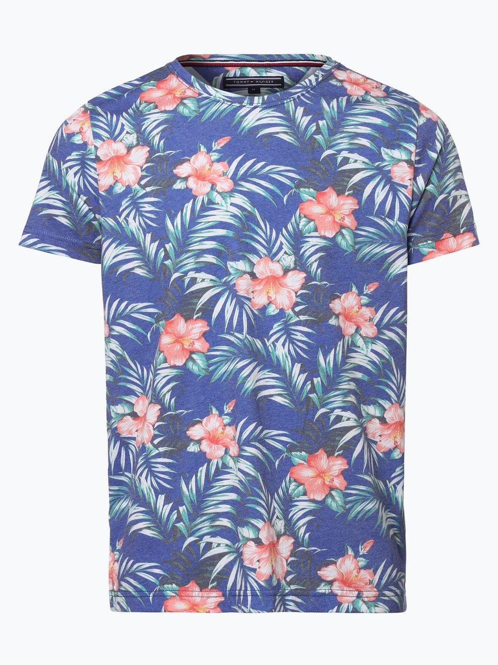 eca8c8784692 Tommy Hilfiger Herren T-Shirt  2  online kaufen   PEEK-UND ...