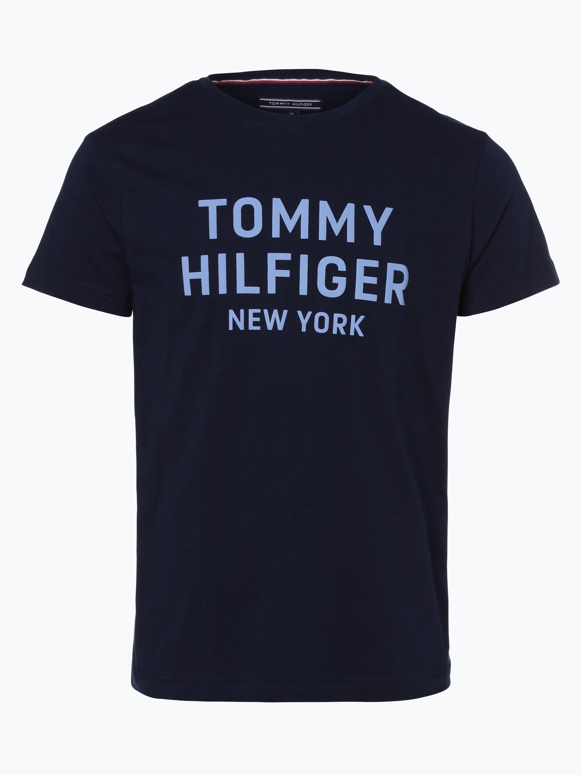 Tommy Hilfiger Herren T-Shirt online kaufen | VANGRAAF.COM