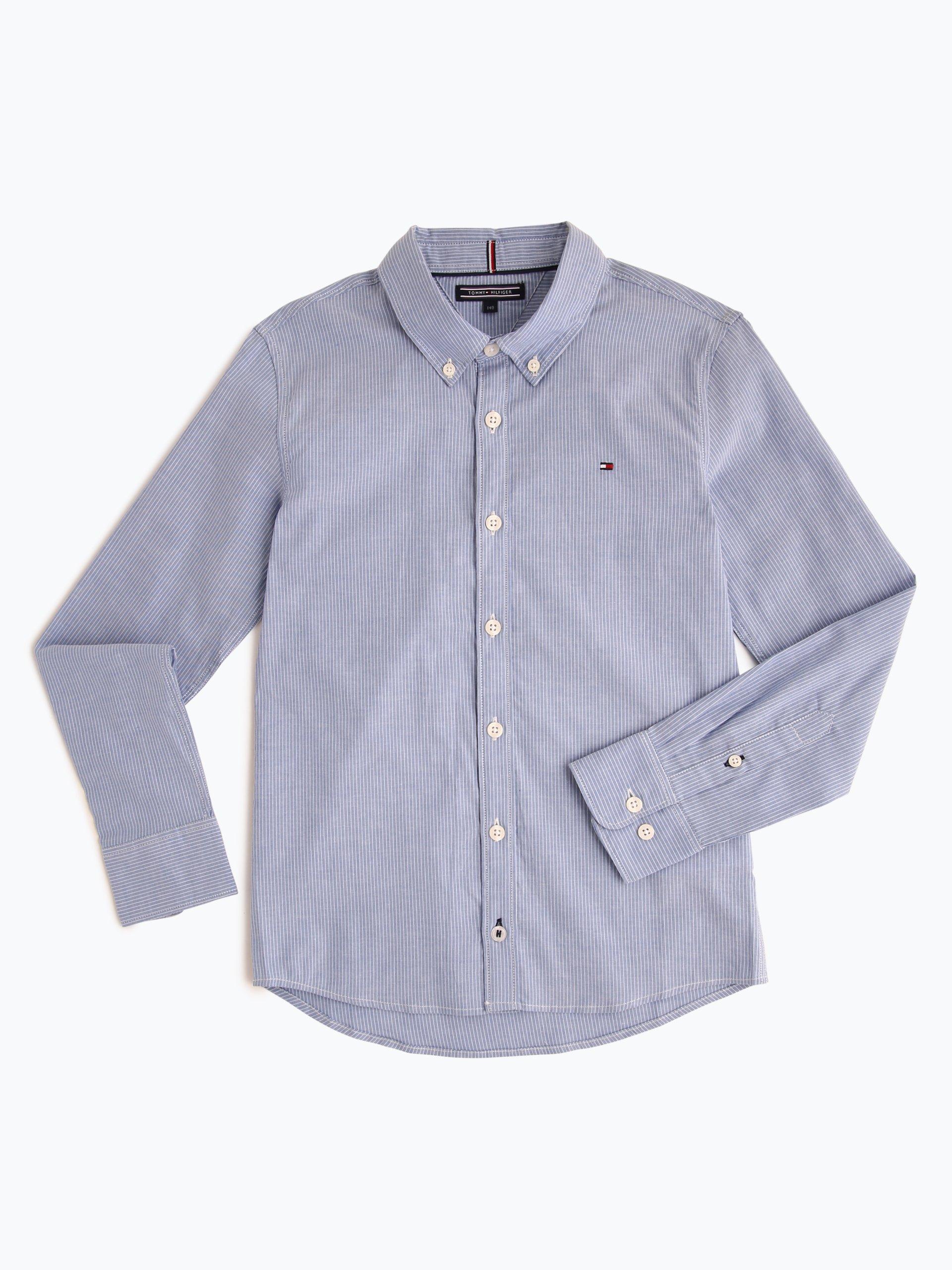 Tommy Hilfiger Jungen Hemd