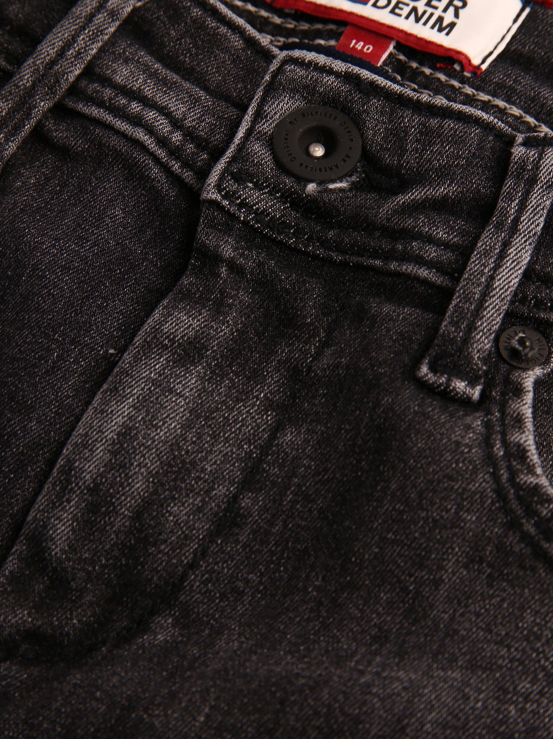 Tommy Hilfiger Jungen Jeans Skinny Fit - Saxton anthrazit uni online ... 361e9dfe78