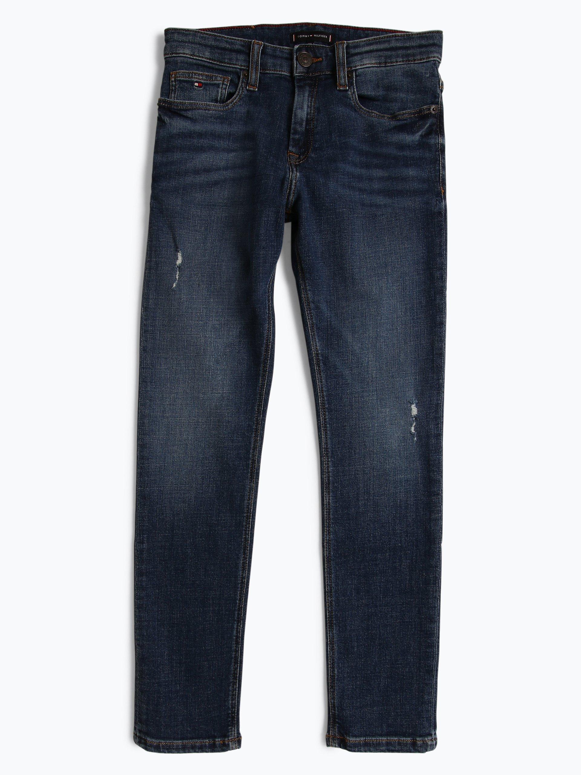 Tommy Hilfiger Jungen Jeans Slim Fit - Steve
