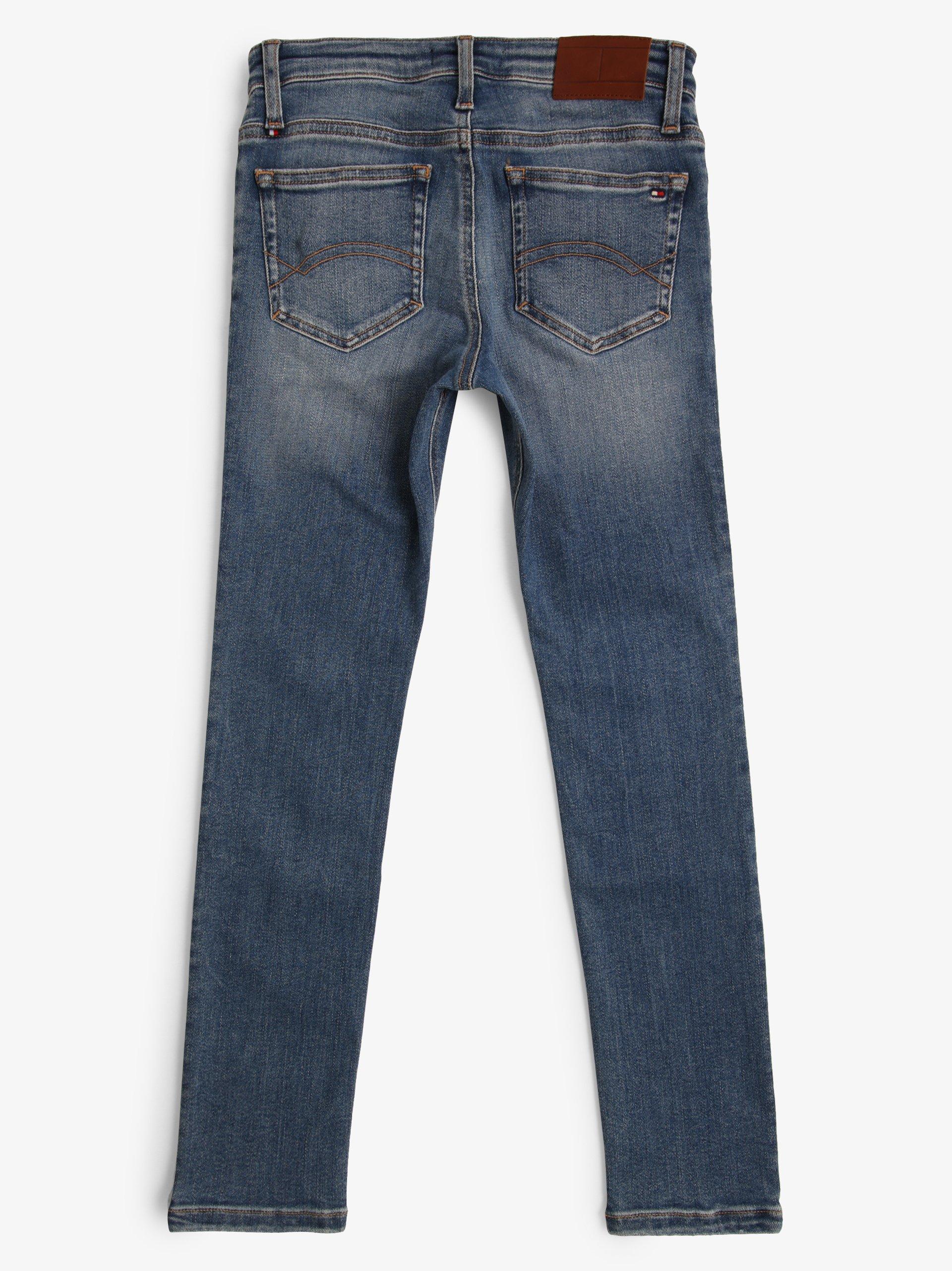 Tommy Hilfiger Jungen Jeans Slim Tapered Fit - Steve