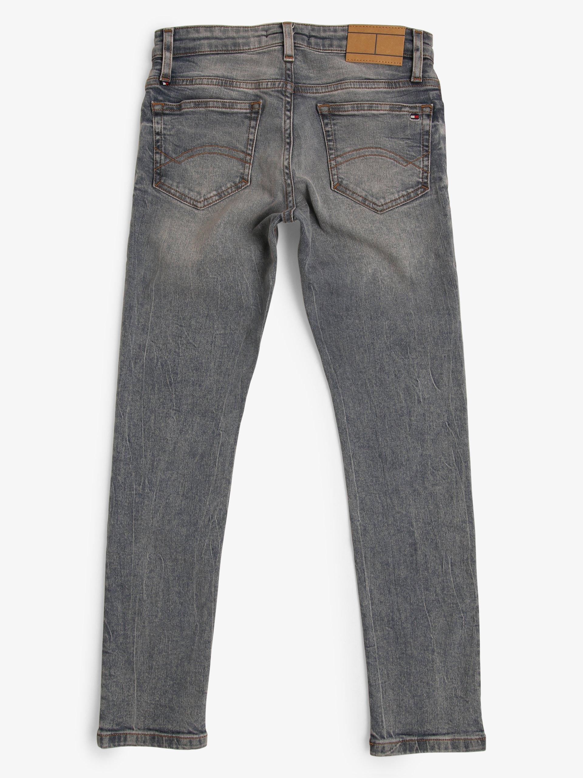 Tommy Hilfiger Jungen Jeans - Slim Tapered