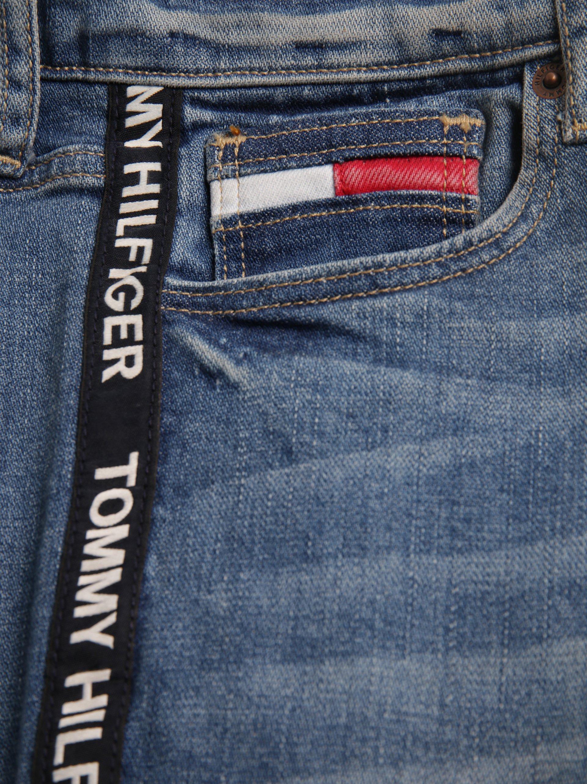 Tommy Hilfiger Jungen Jeans Straight Fit