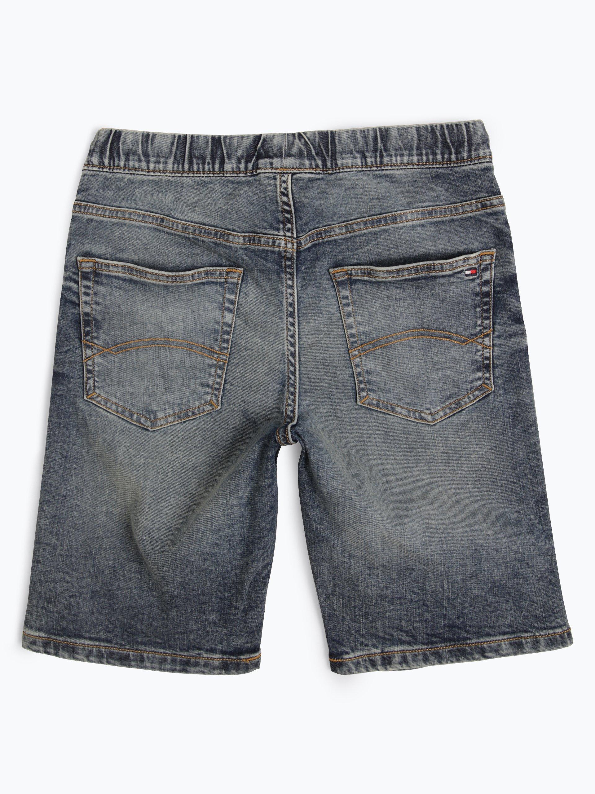Tommy Hilfiger Jungen Jeansshorts
