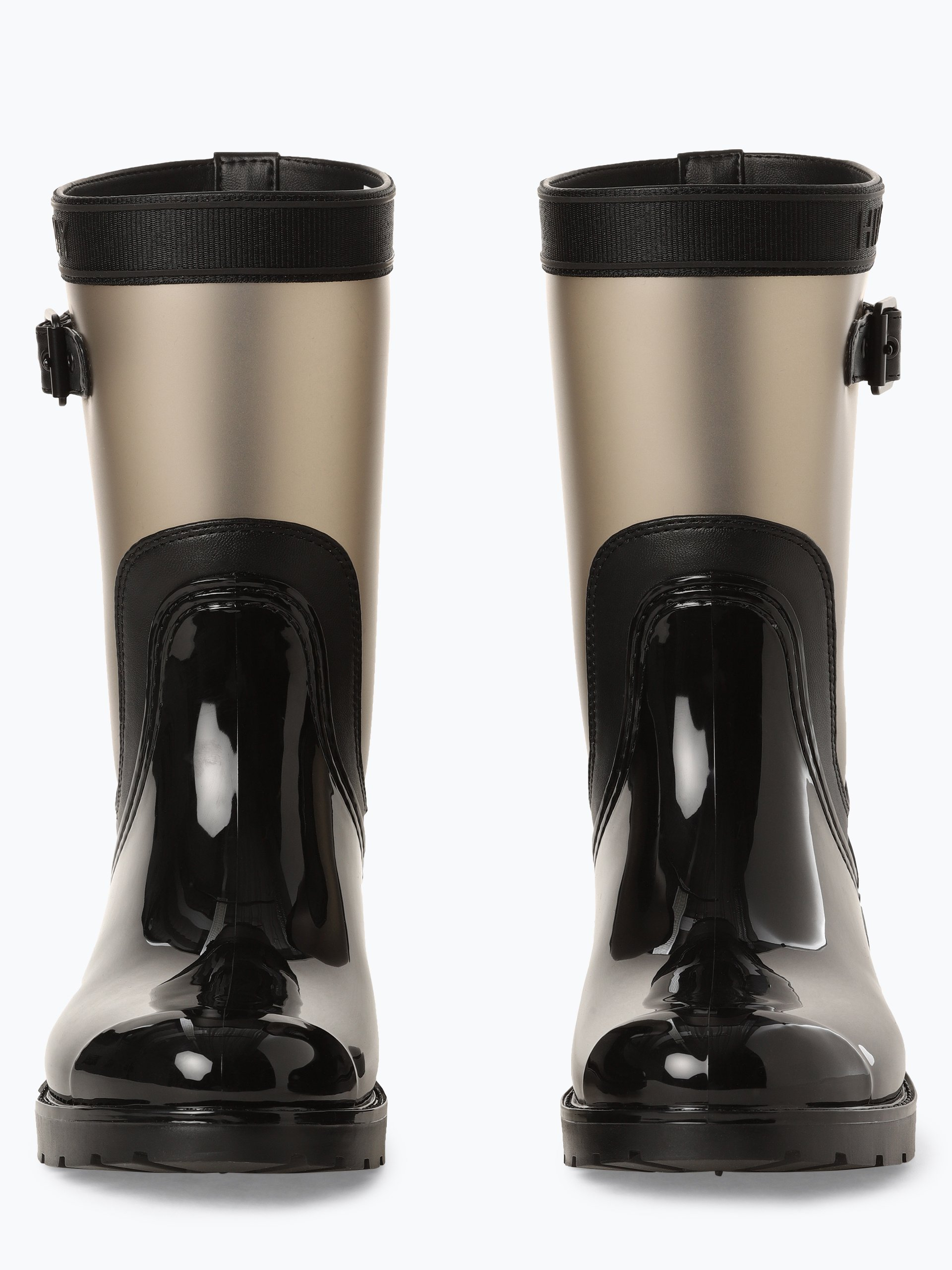 Tommy Hilfiger Kozaki damskie – Translucent Detail Rain Boot