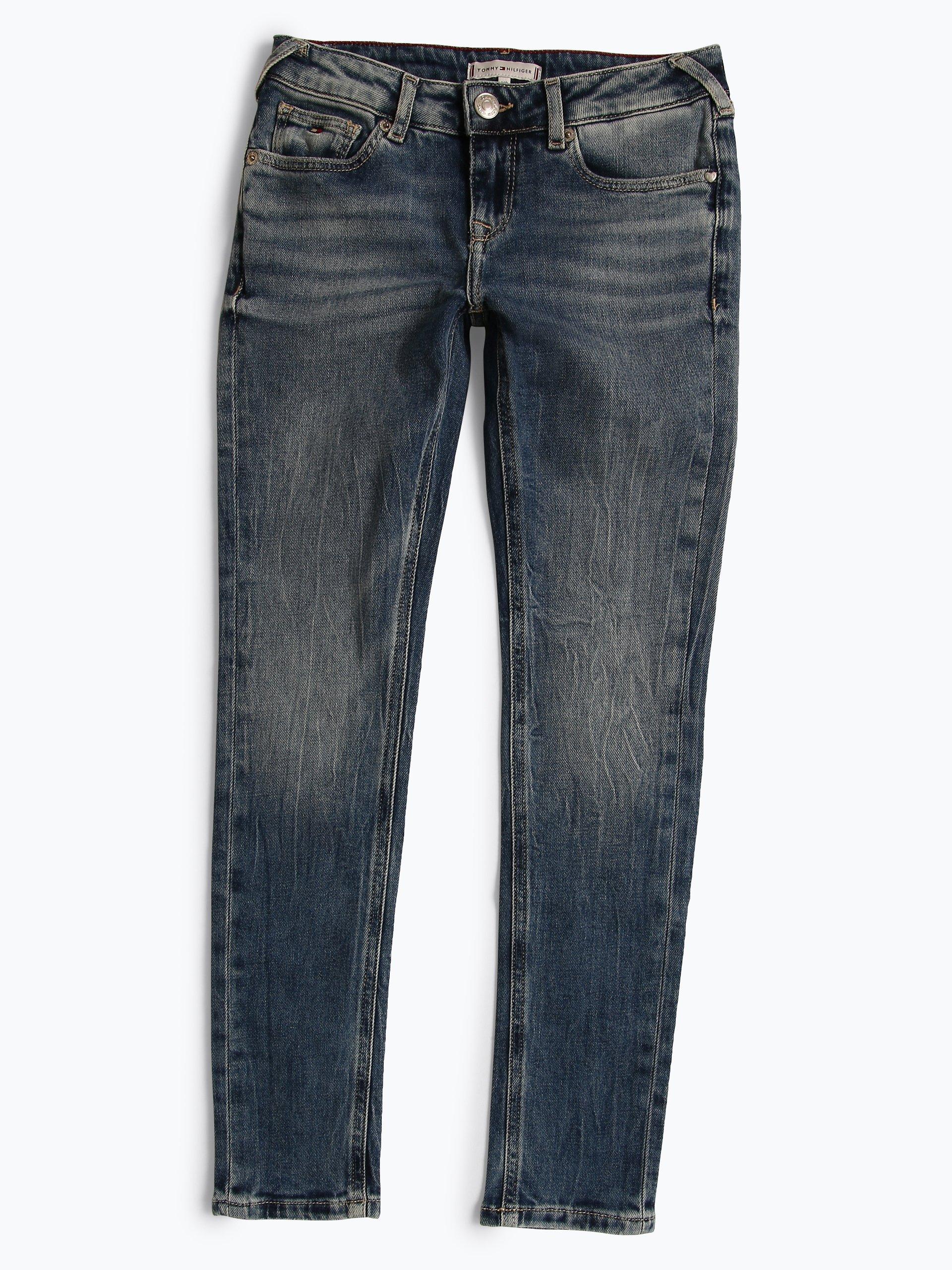Tommy Hilfiger Mädchen Jeans Skinny Fit - Sophie