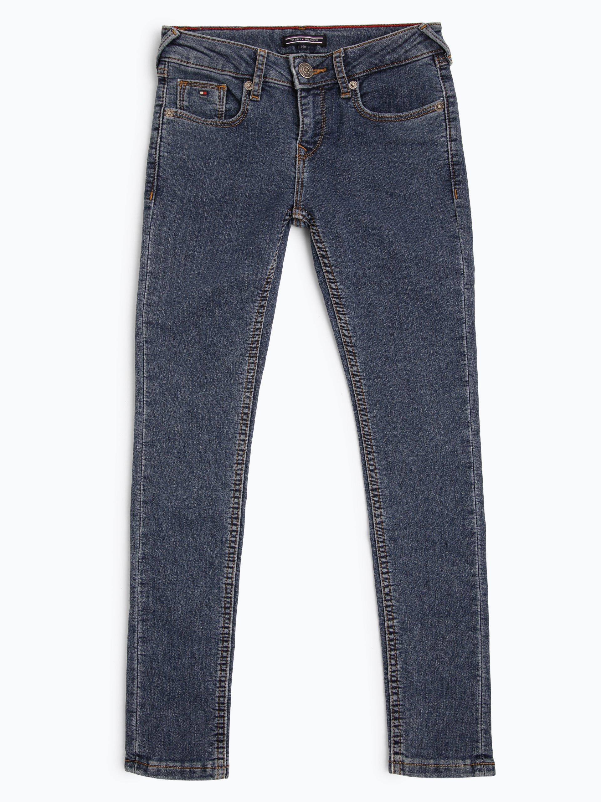 Tommy Hilfiger Mädchen Jeans