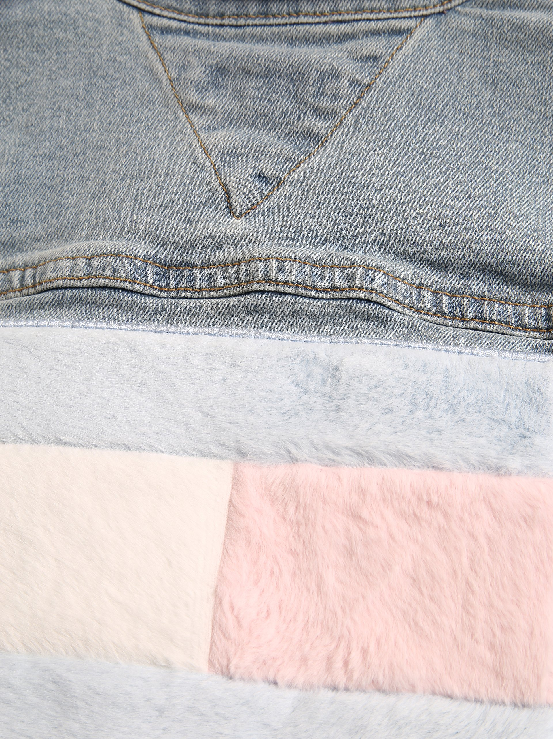 Tommy Hilfiger Mädchen Jeansjacke
