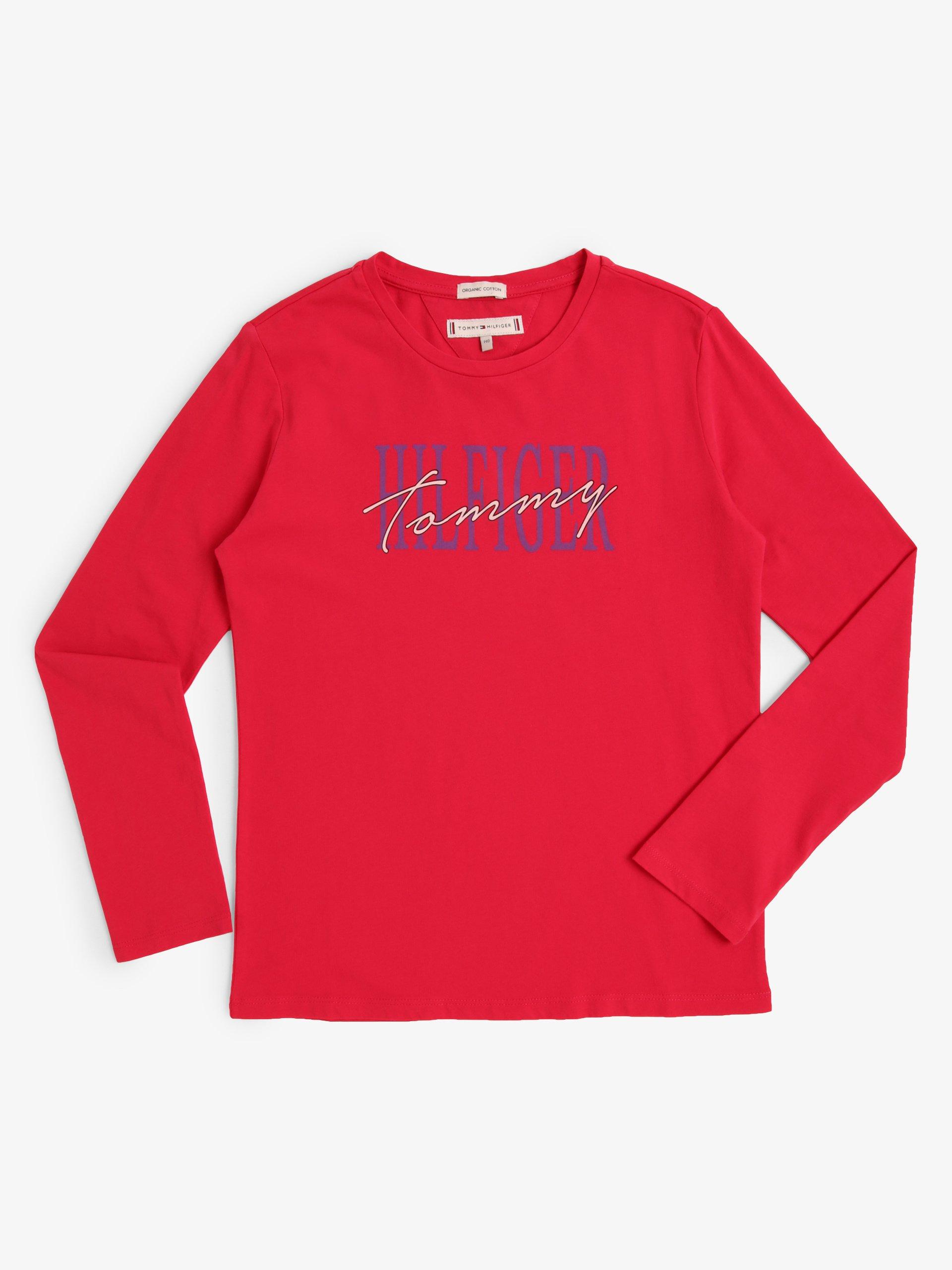 Tommy Hilfiger Mädchen Langarmshirt