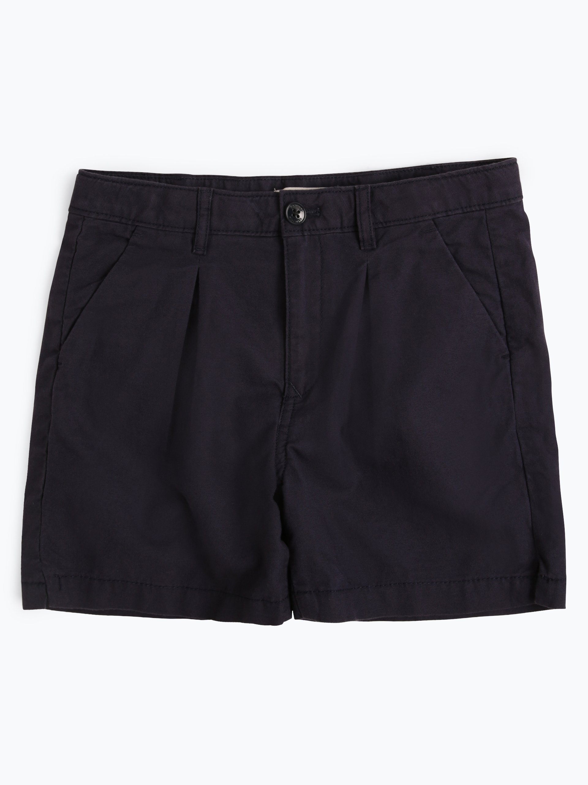Tommy Hilfiger Mädchen Shorts mit Leinen-Anteil