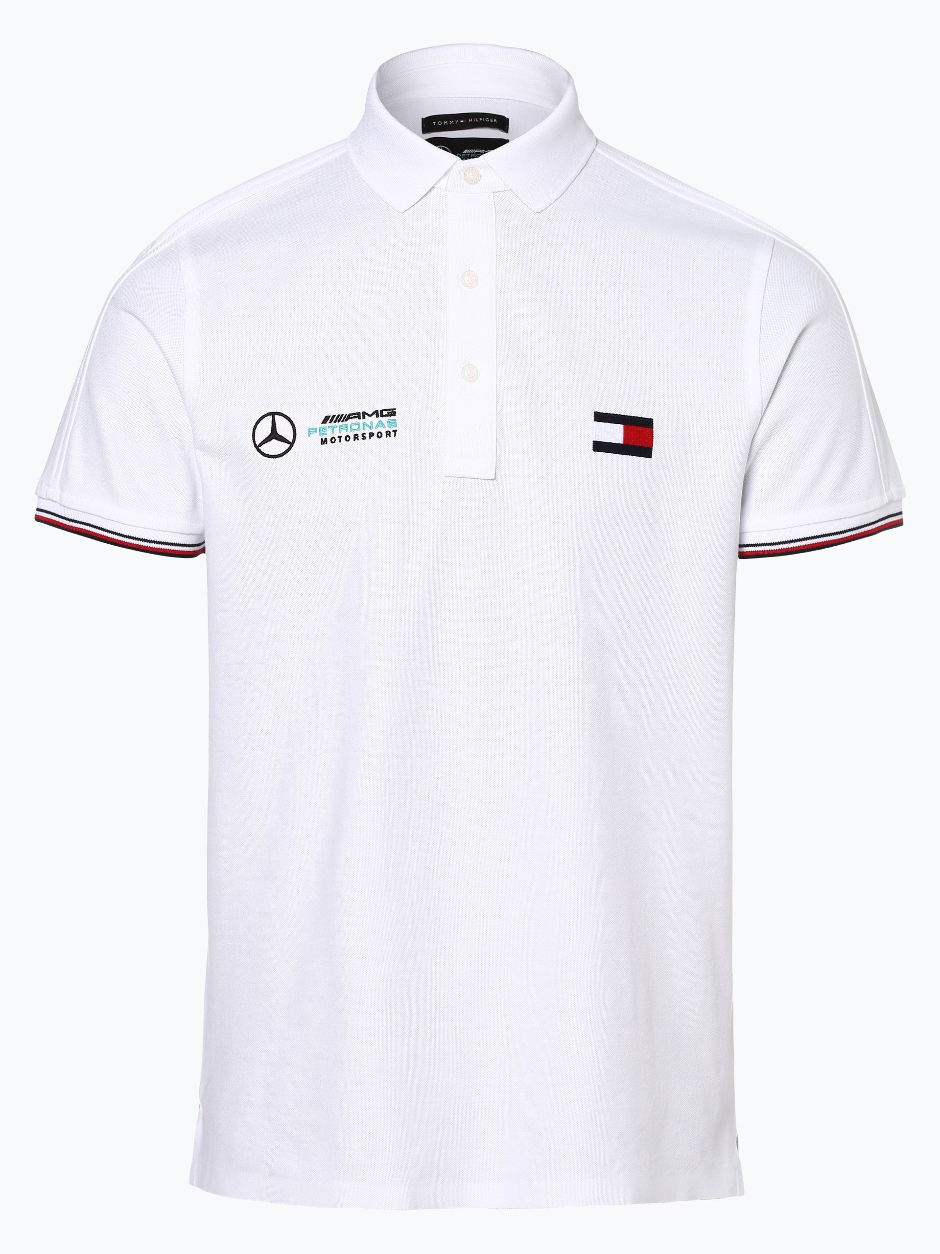 tommy hilfiger mercedes benz herren poloshirt online. Black Bedroom Furniture Sets. Home Design Ideas