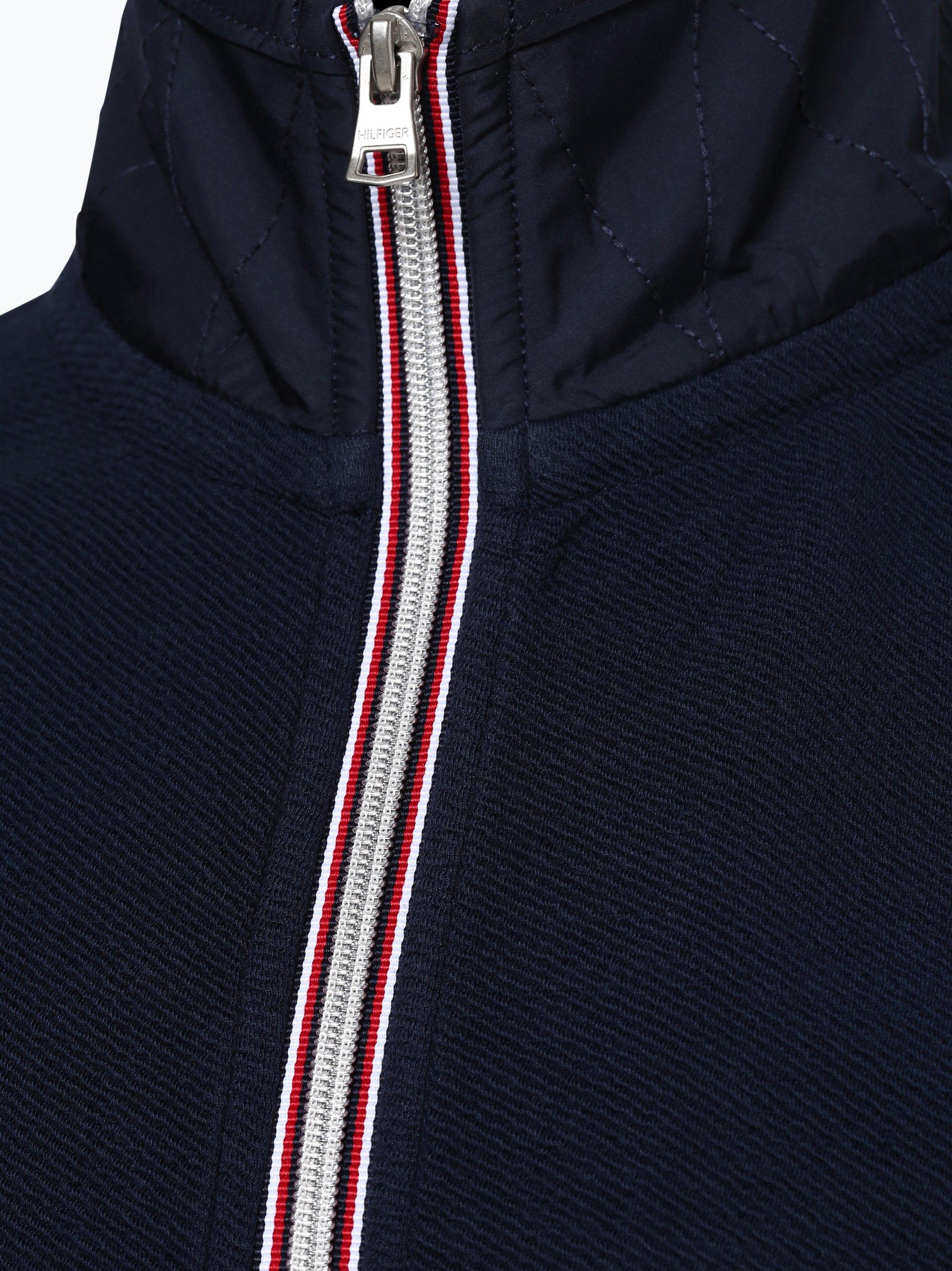 1ec00efdcfb04 Tommy Hilfiger Męska bluza rozpinana – Baxter kup online   VANGRAAF.COM