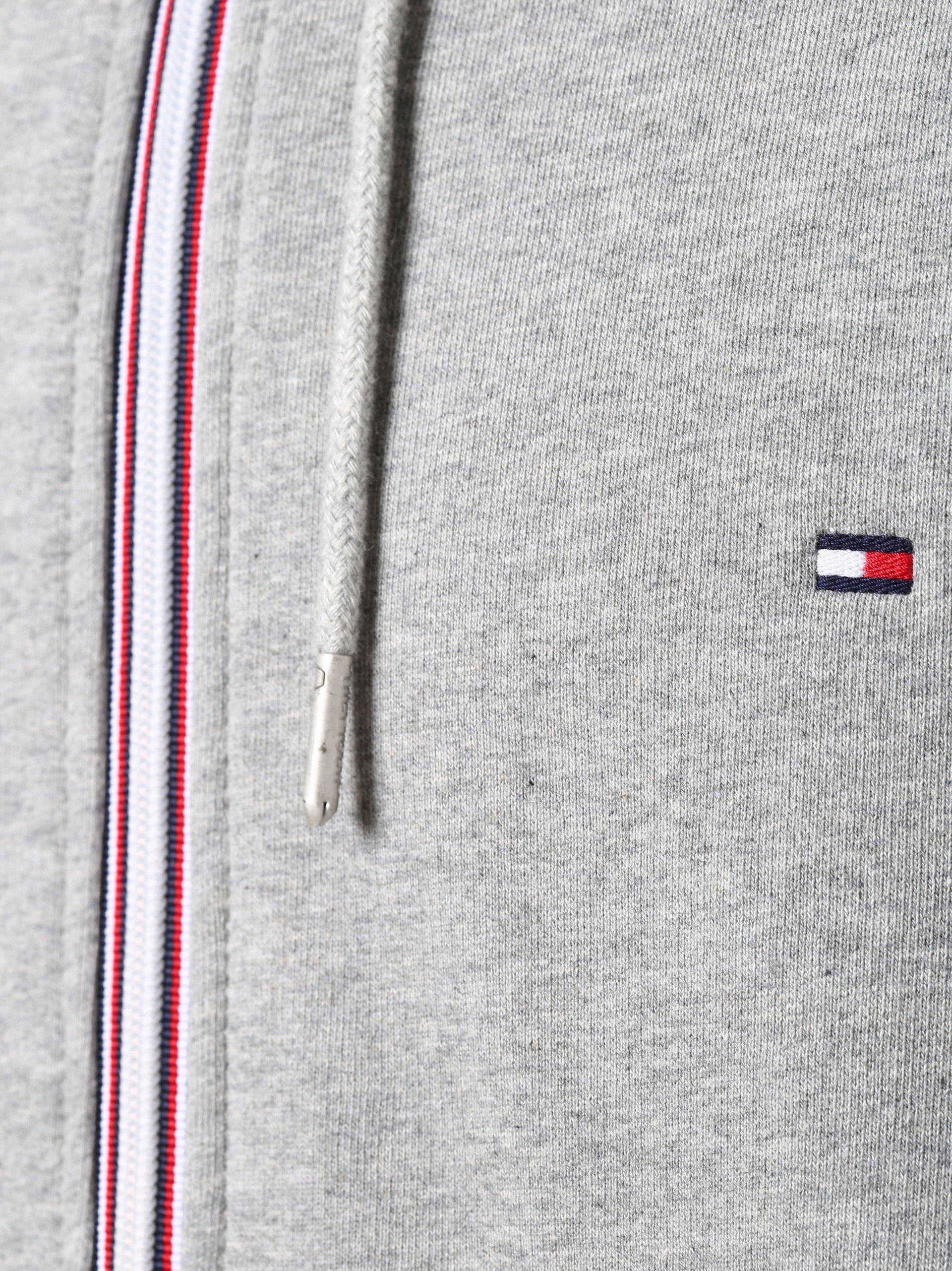 Tommy Hilfiger Męska bluza rozpinana – Core