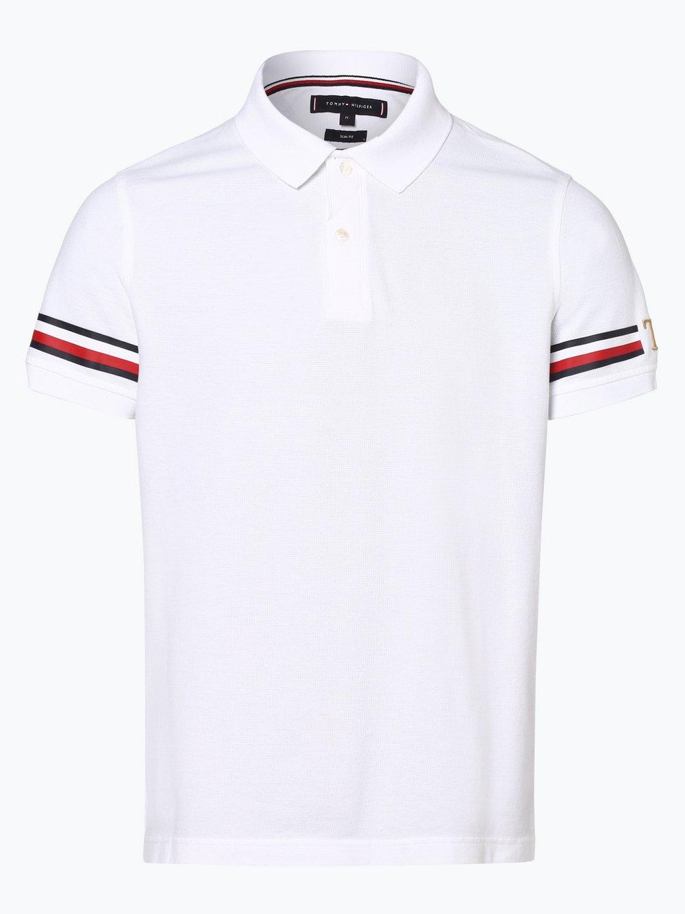428645635 Tommy Hilfiger Męska koszulka polo kup online | VANGRAAF.COM