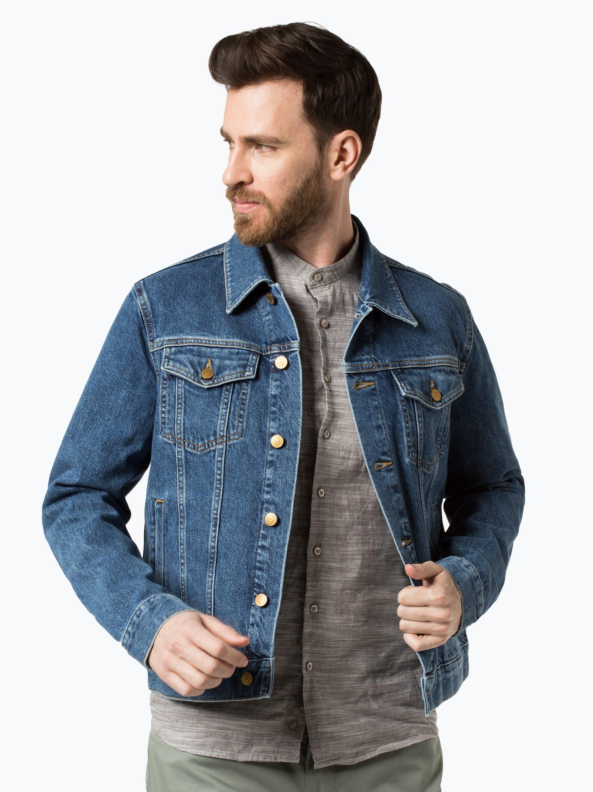 Tommy Hilfiger Męska kurtka jeansowa