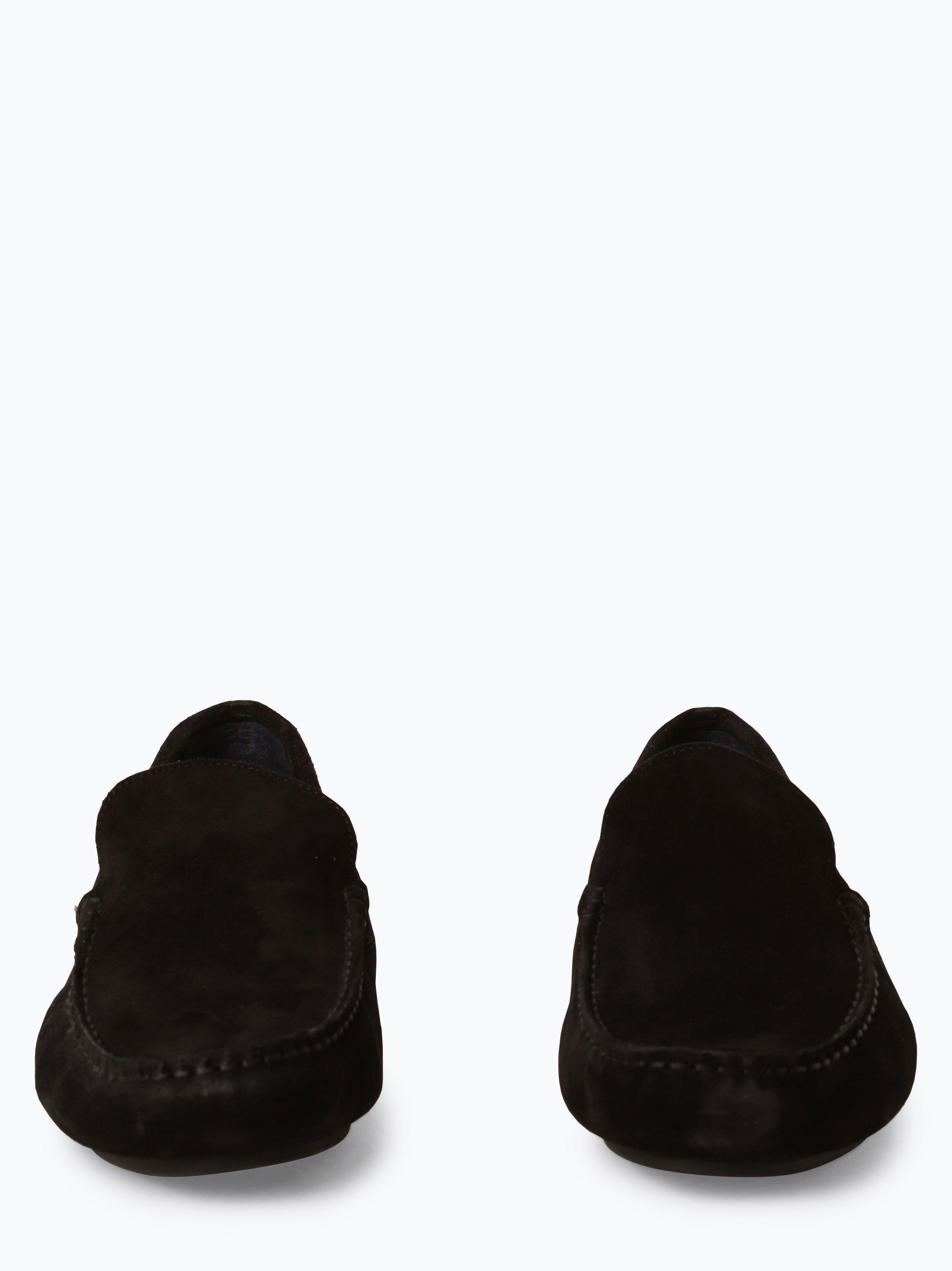 962f576186061 Tommy Hilfiger Pantofle męskie ze skóry kup online | VANGRAAF.COM