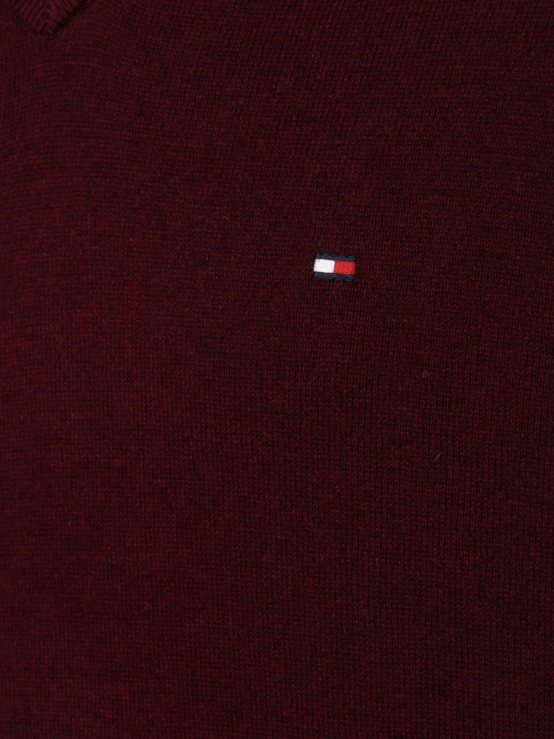 Tommy Hilfiger Sweter męski z dodatkiem kaszmiru