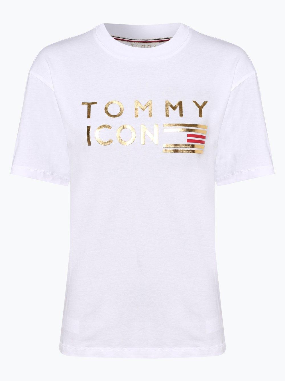 72241aea465ab Tommy Hilfiger T-shirt damski kup online
