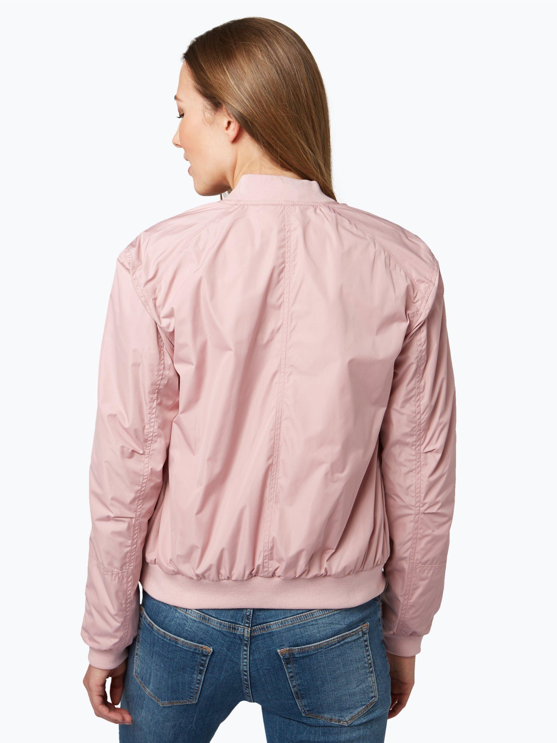tommy jeans damen jacke rosa uni online kaufen vangraaf com. Black Bedroom Furniture Sets. Home Design Ideas