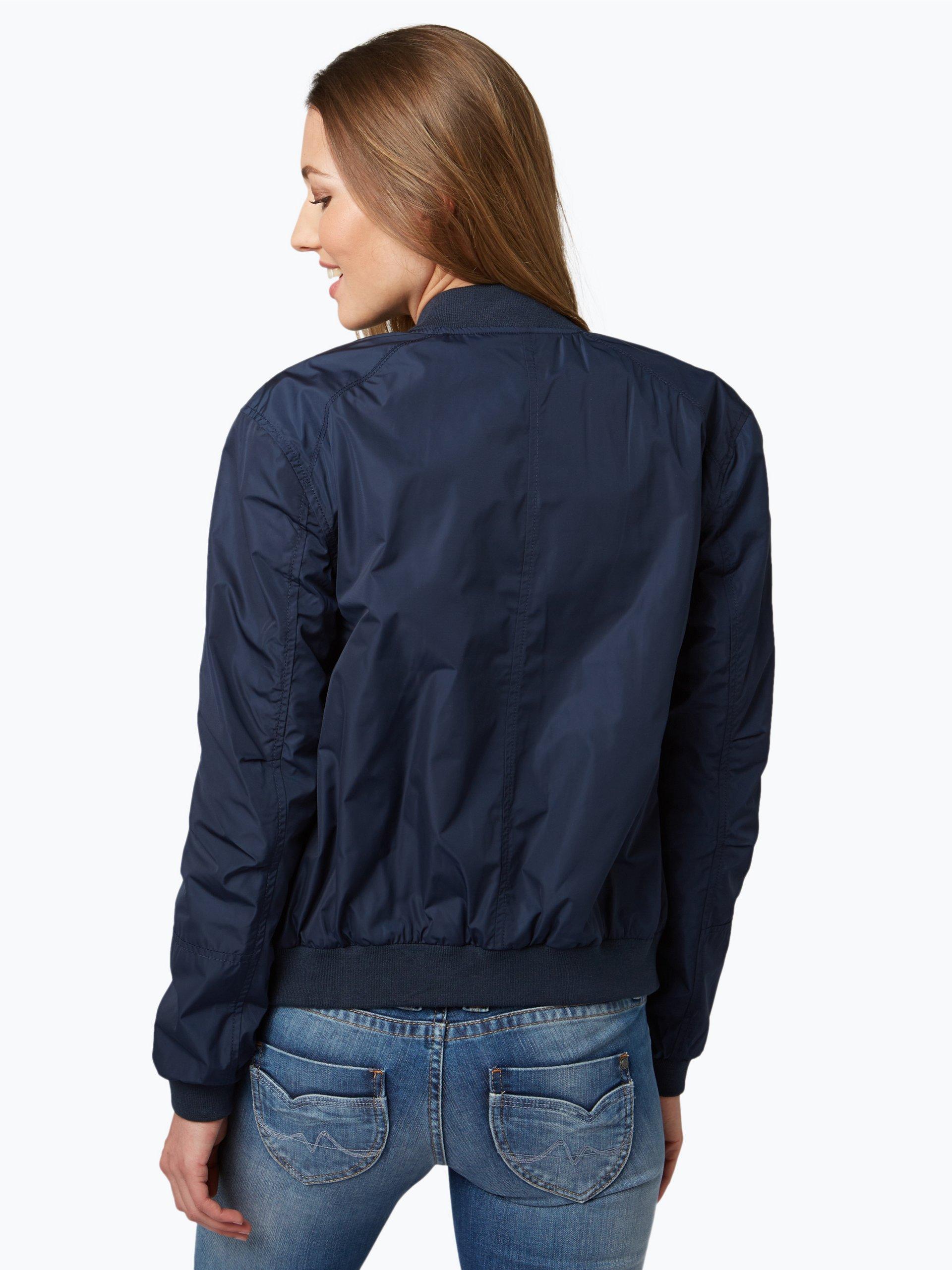 tommy jeans damen jacke marine uni online kaufen peek. Black Bedroom Furniture Sets. Home Design Ideas
