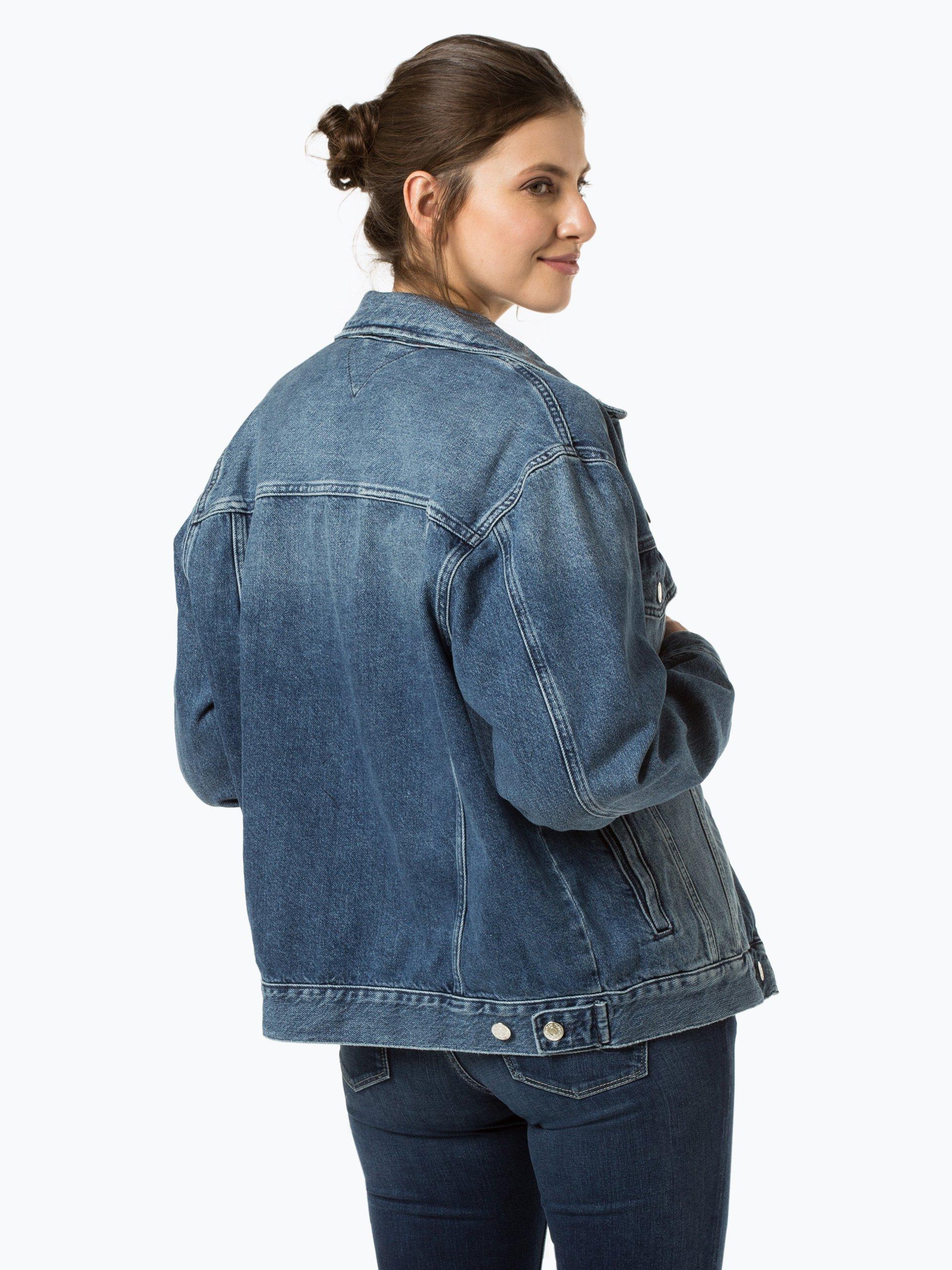 Tommy Jeans Damen Jeansjacke
