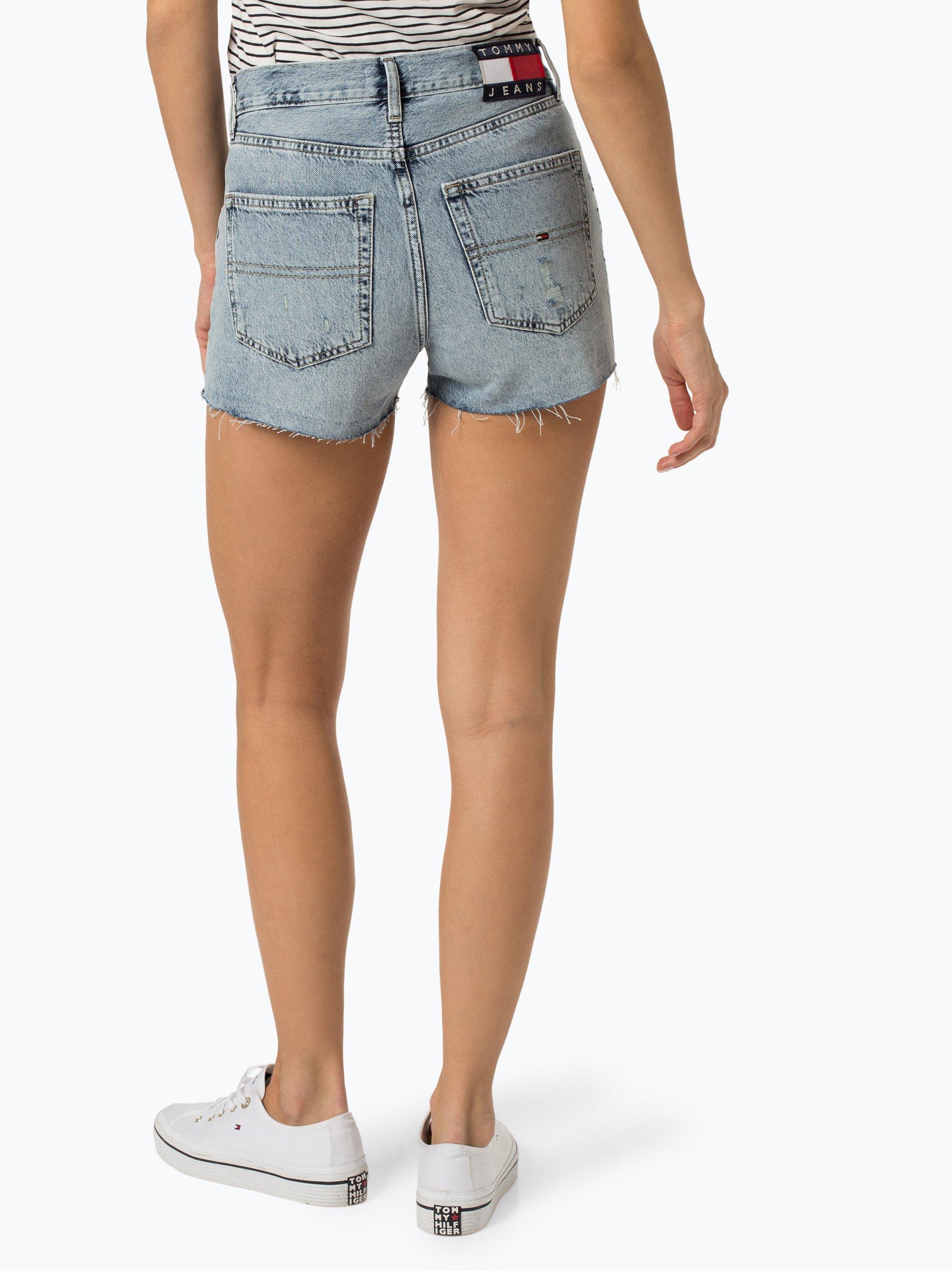 Tommy Jeans Damen Jeansshors