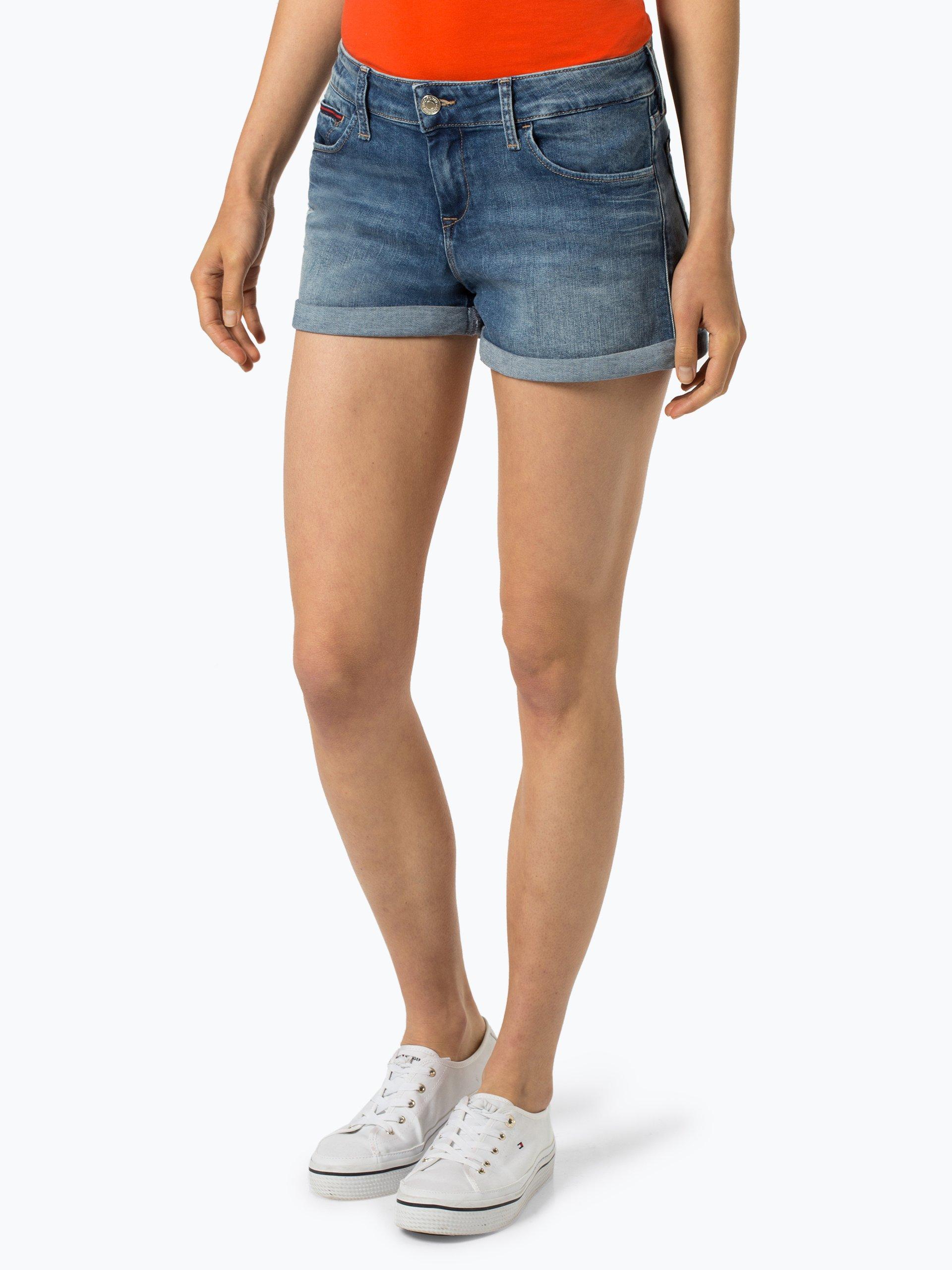 Tommy Jeans Damen Jeansshorts