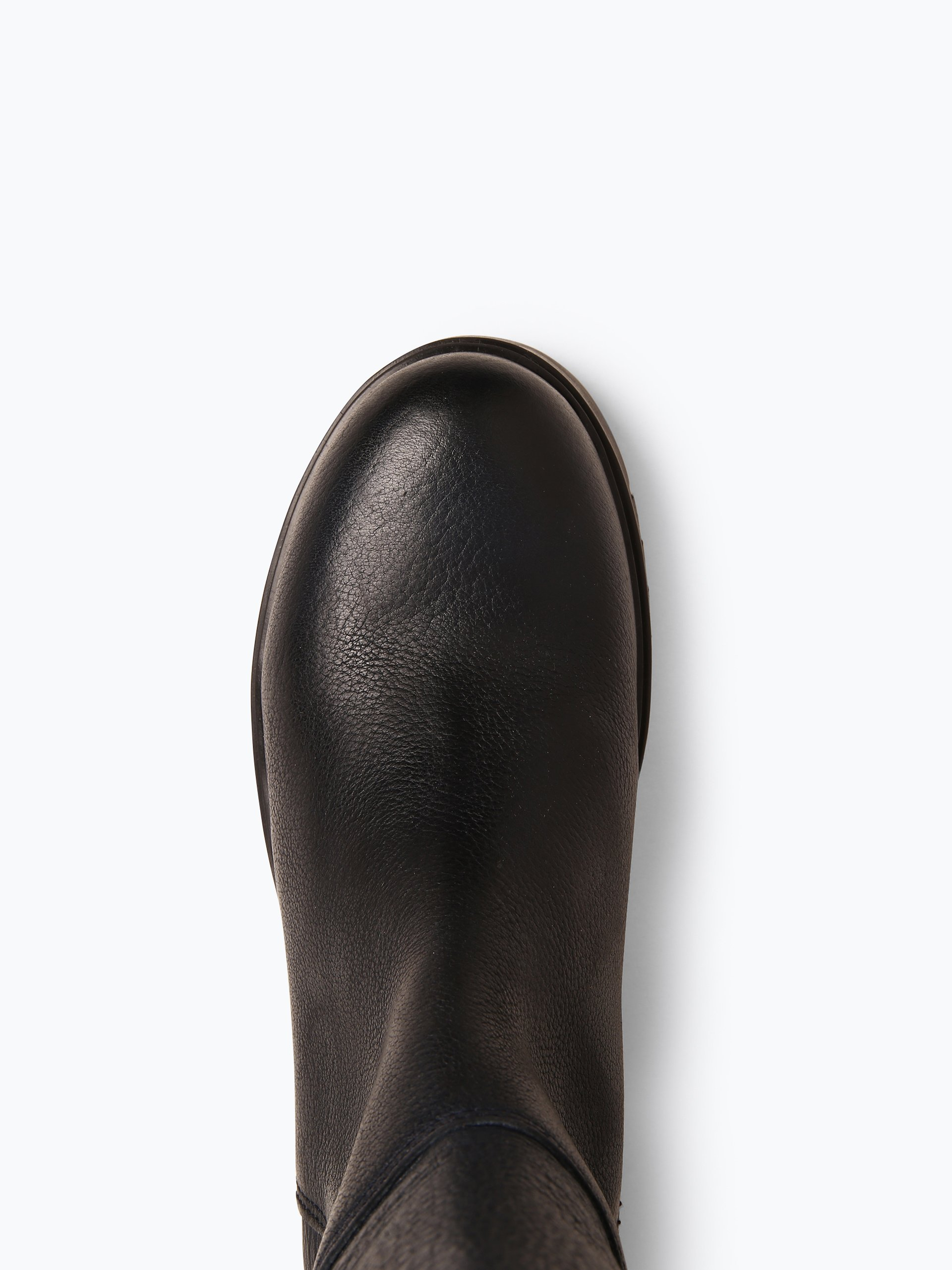 Tommy Jeans Damen Stiefel mit Leder-Anteil
