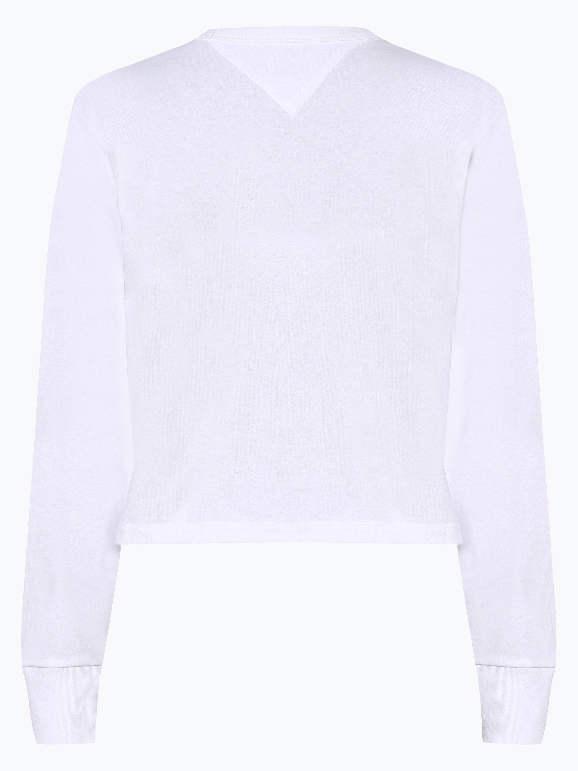 Tommy Jeans Damska koszulka z długim rękawem