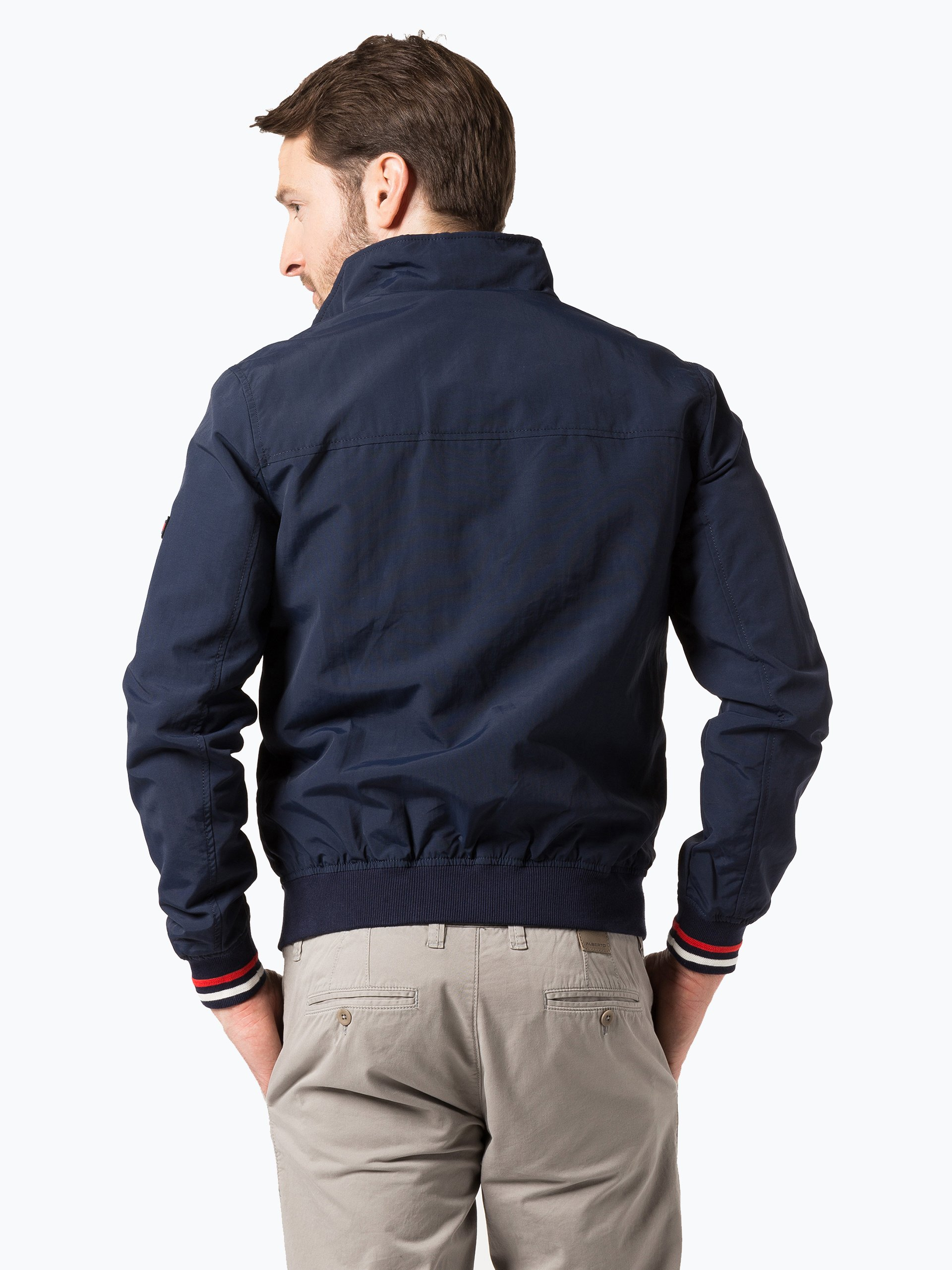 tommy jeans herren blouson marine uni online kaufen peek. Black Bedroom Furniture Sets. Home Design Ideas