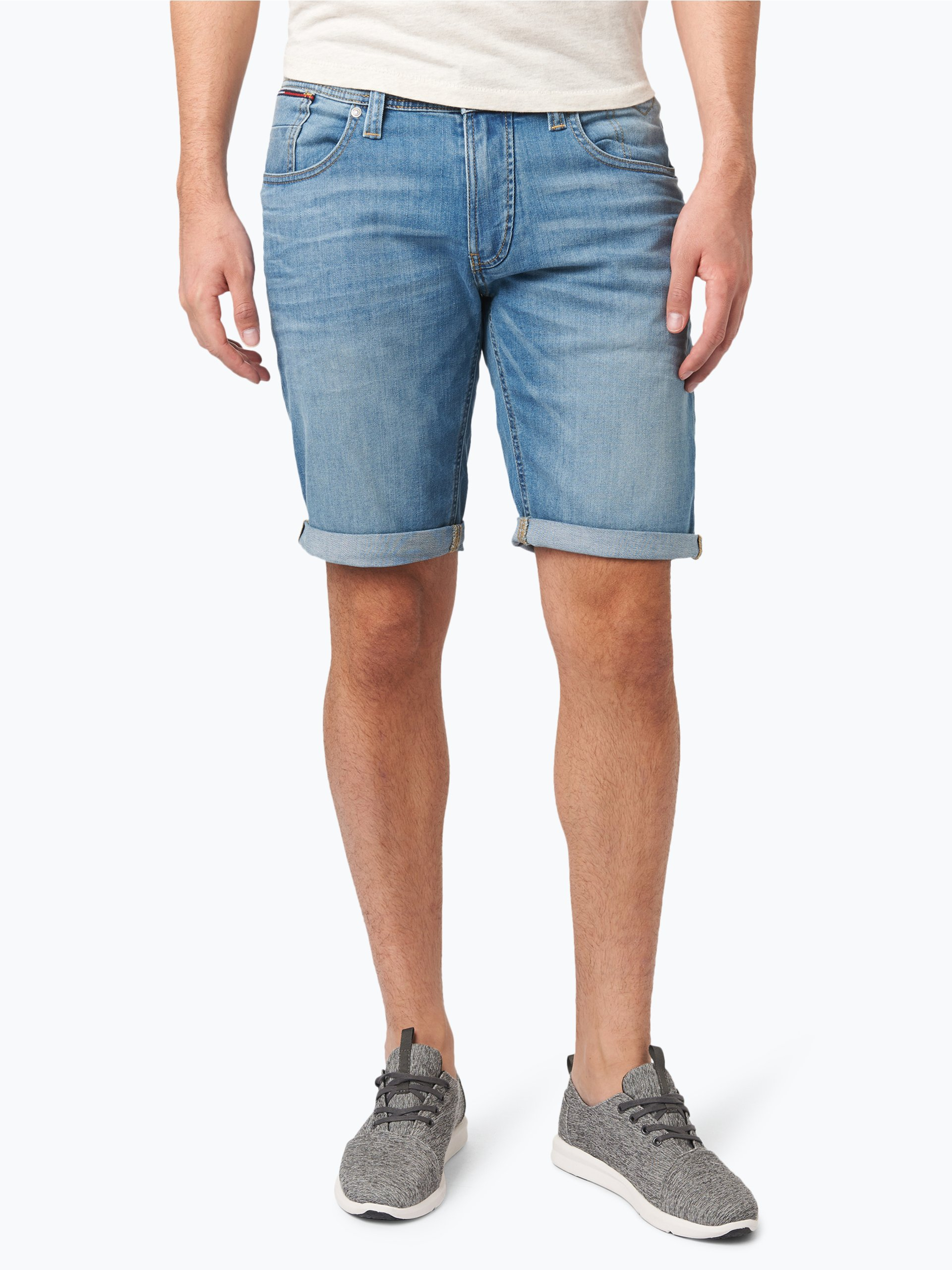 Tommy Jeans Herren Jeans-Bermuda - Ronnie