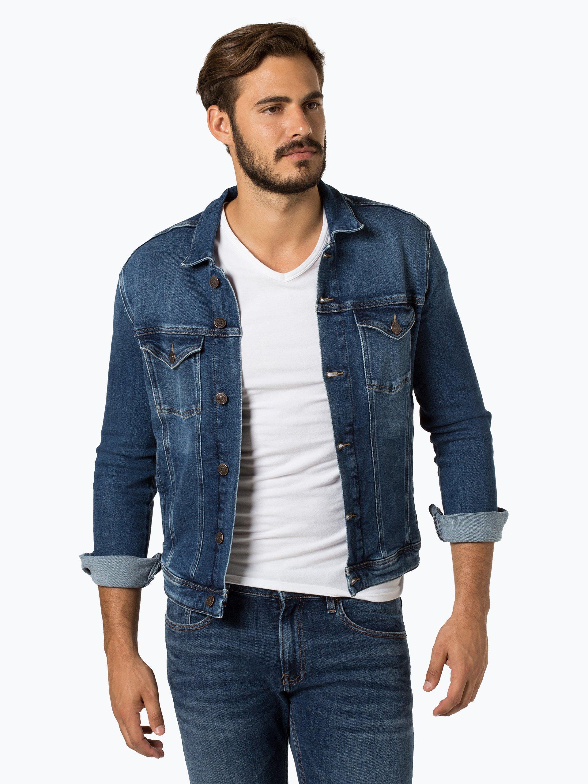 tommy jeans herren jeansjacke online kaufen peek und. Black Bedroom Furniture Sets. Home Design Ideas