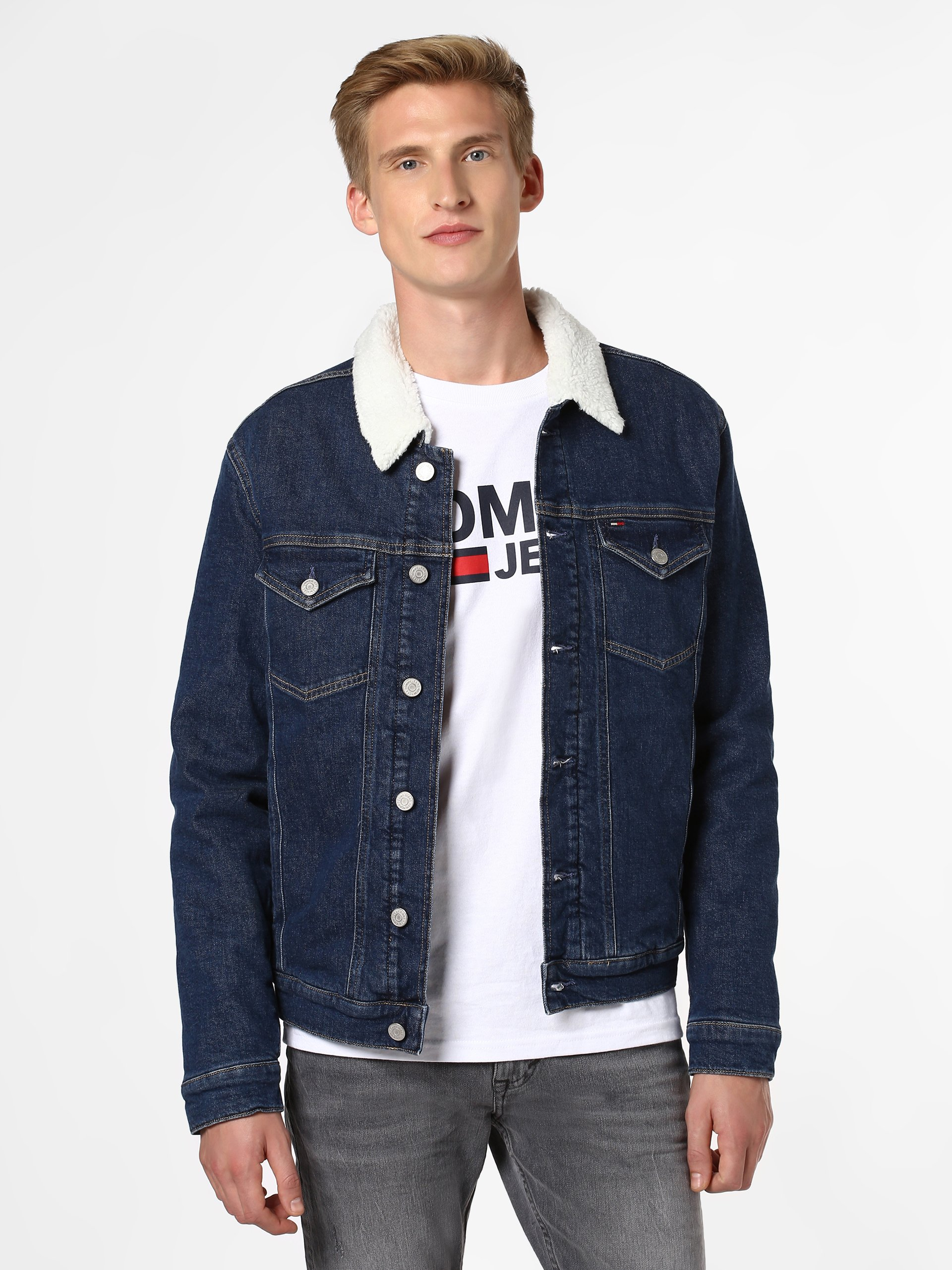 Tommy Jeans Herren Jeansjacke