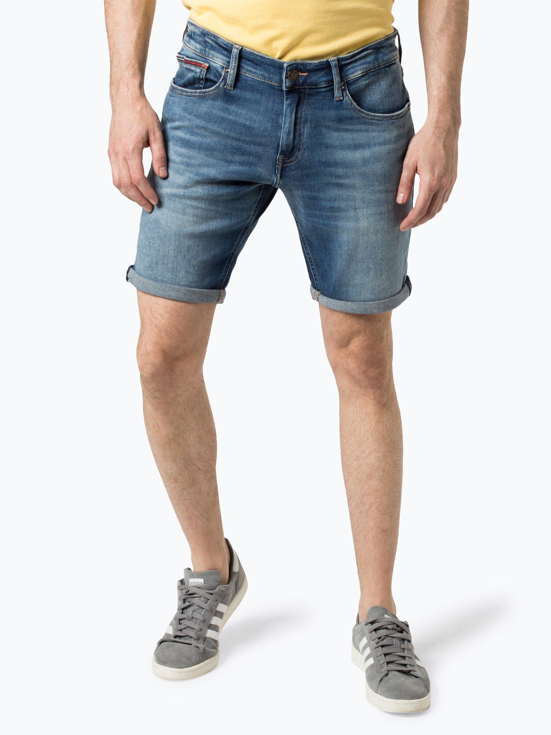 Tommy Jeans Herren Jeansshorts - Scanton