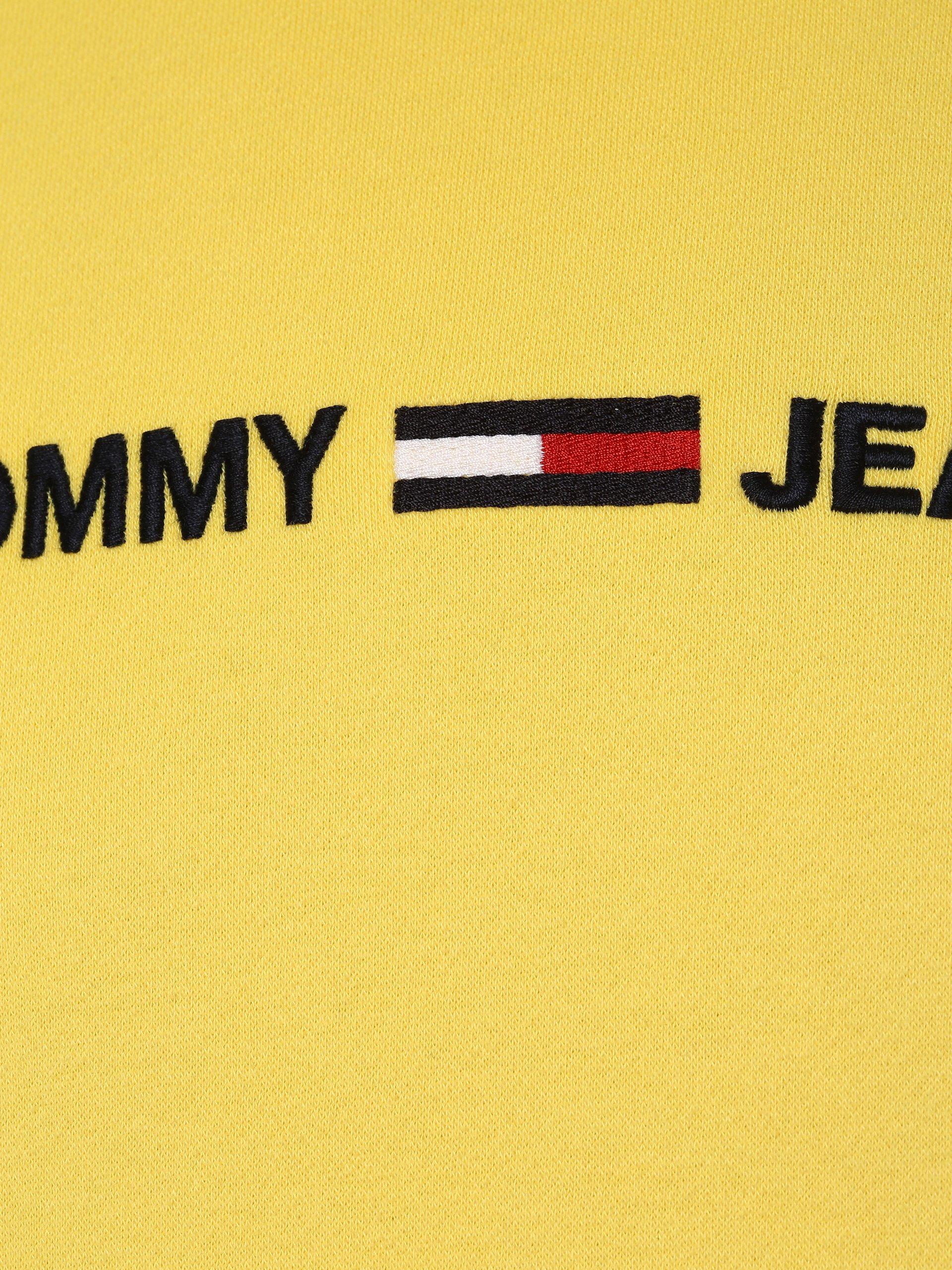 Tommy Jeans Męska bluza nierozpinana