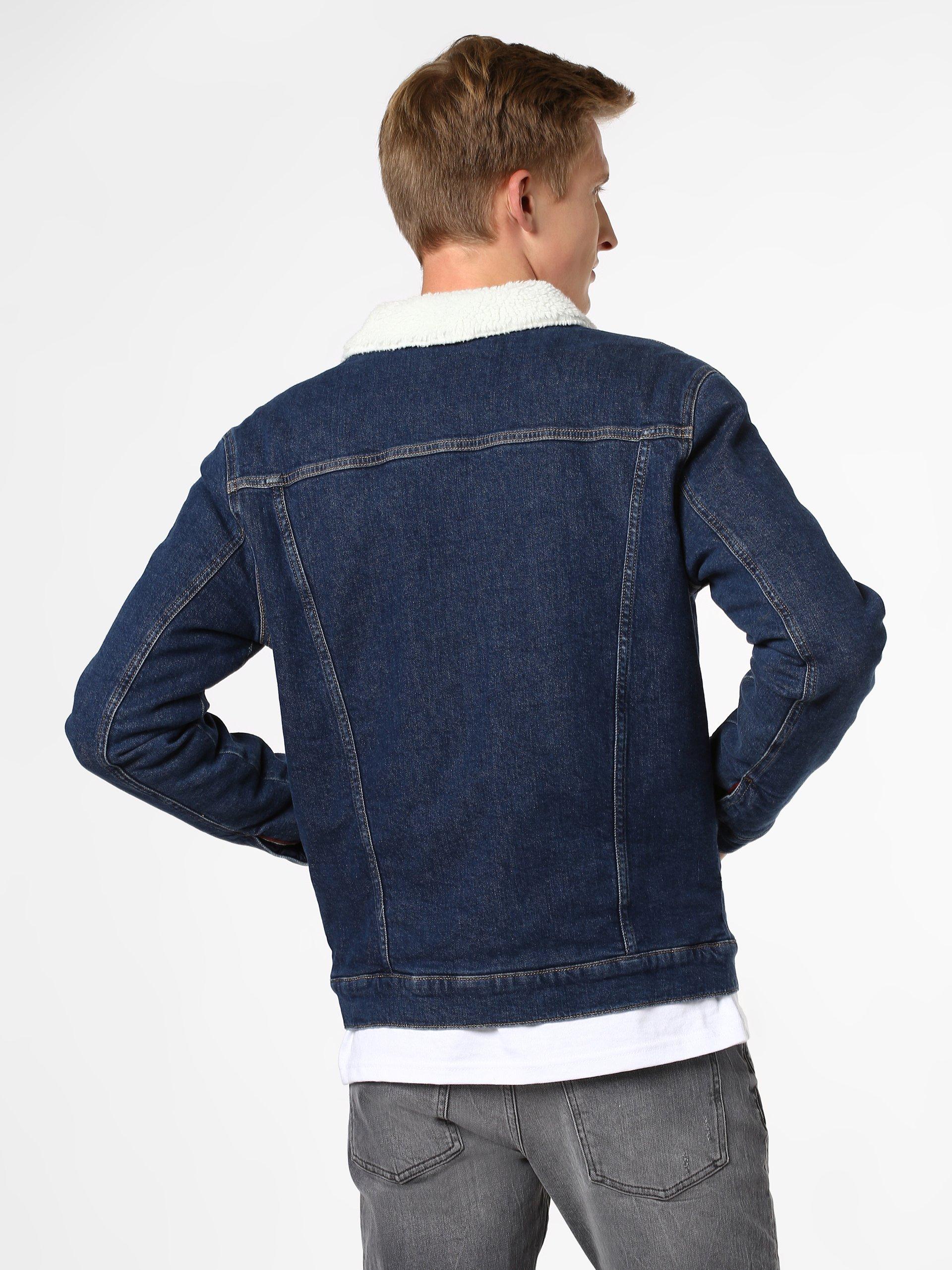 Tommy Jeans Męska kurtka jeansowa