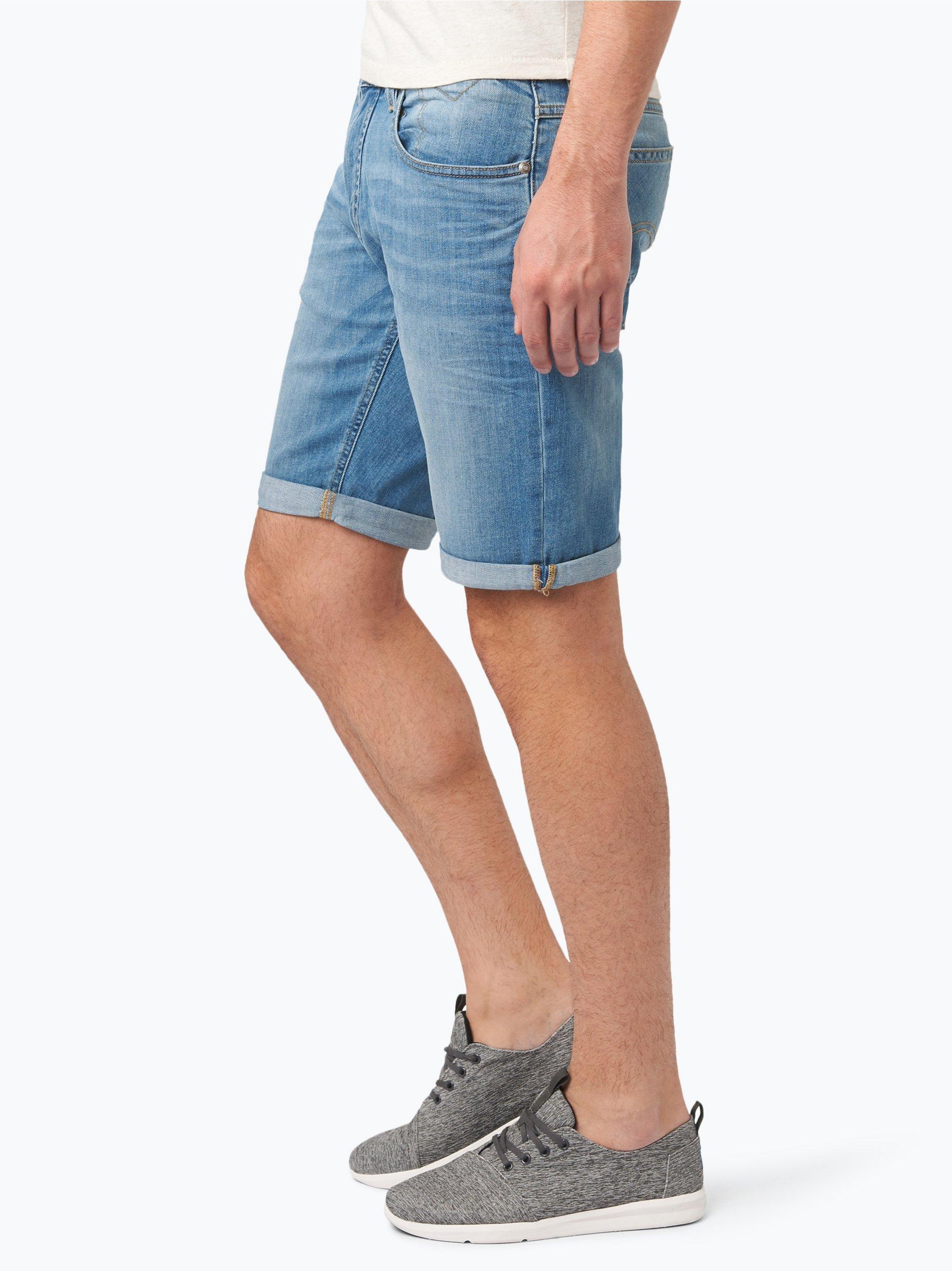 Tommy Jeans Męskie bermudy jeansowe – Ronnie