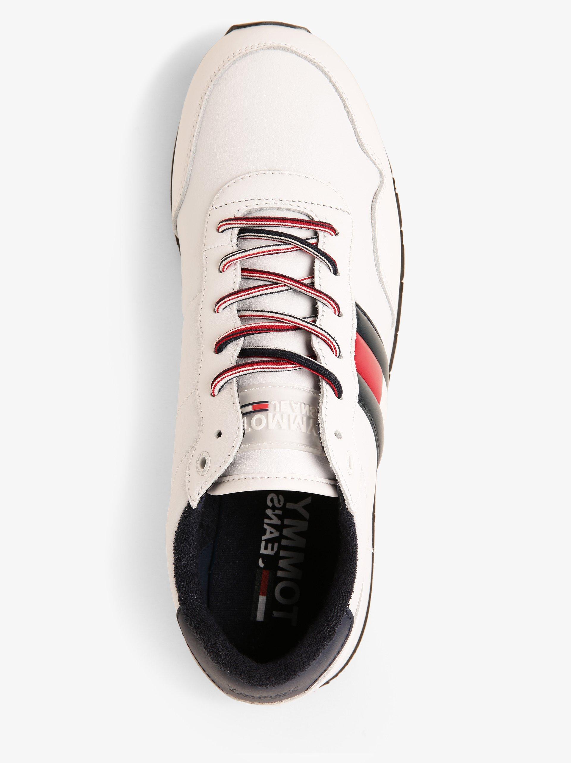 Tommy Jeans Męskie tenisówki ze skóry