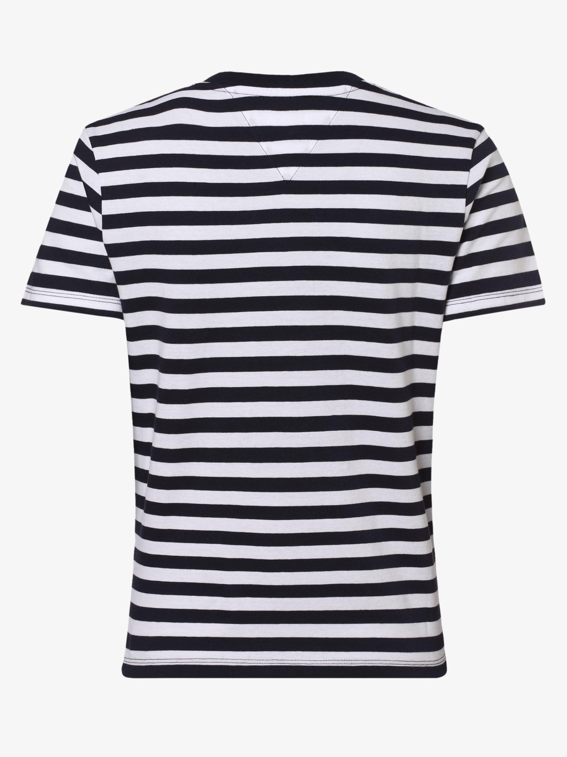 Tommy Jeans T-shirt damski – TJW Tommy Classic Stripe Tee