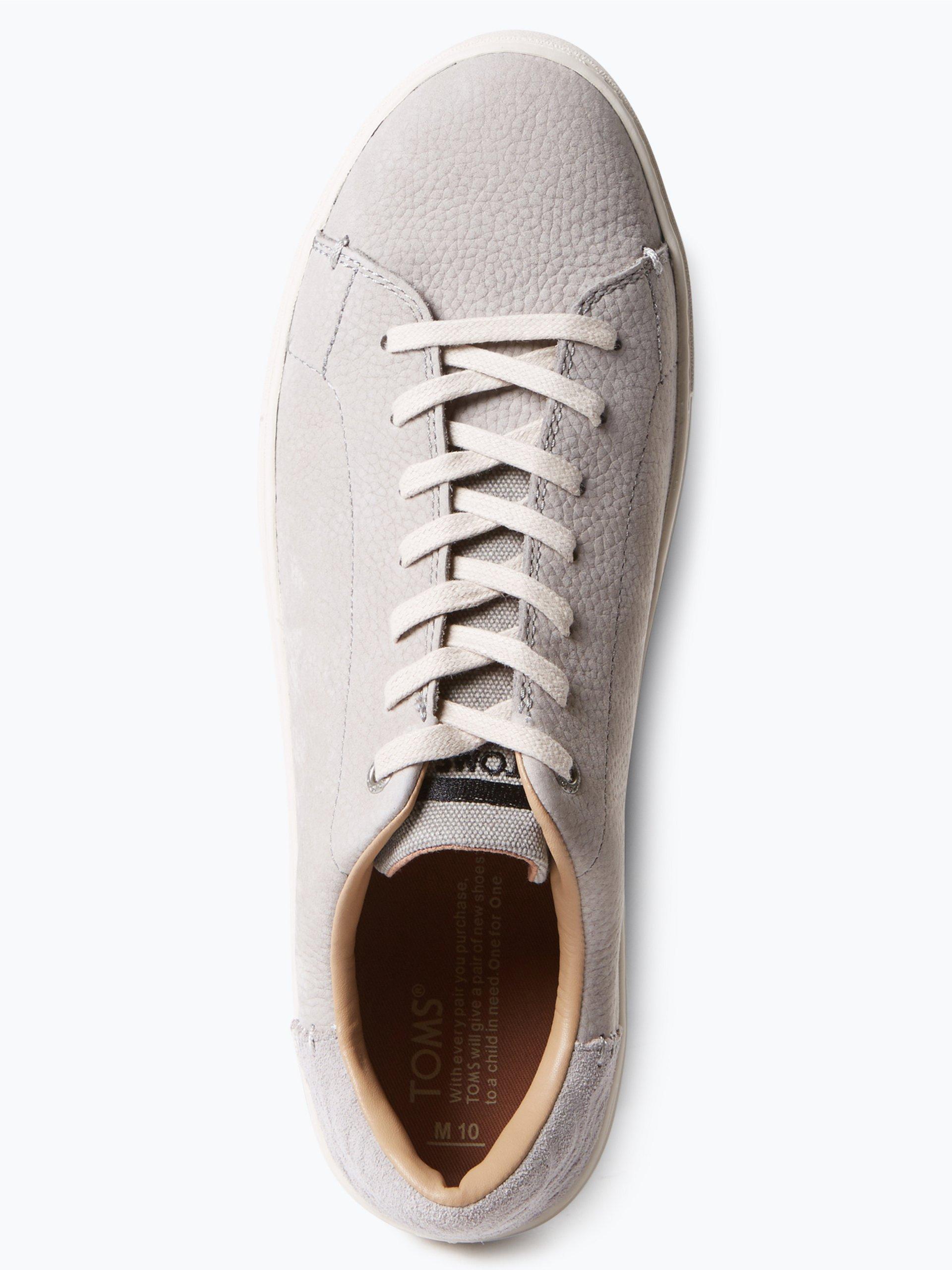 TOMS Herren Sneaker mit Leder-Anteil