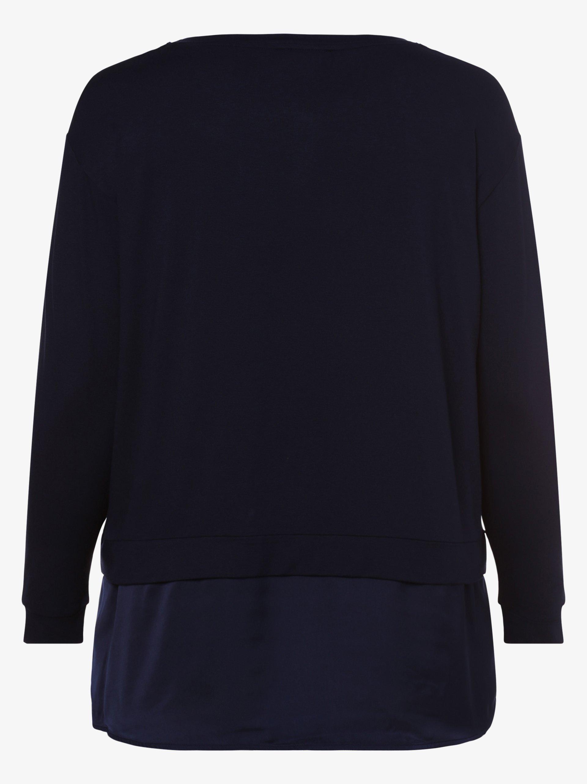 TRIANGLE Damen Langarmshirt