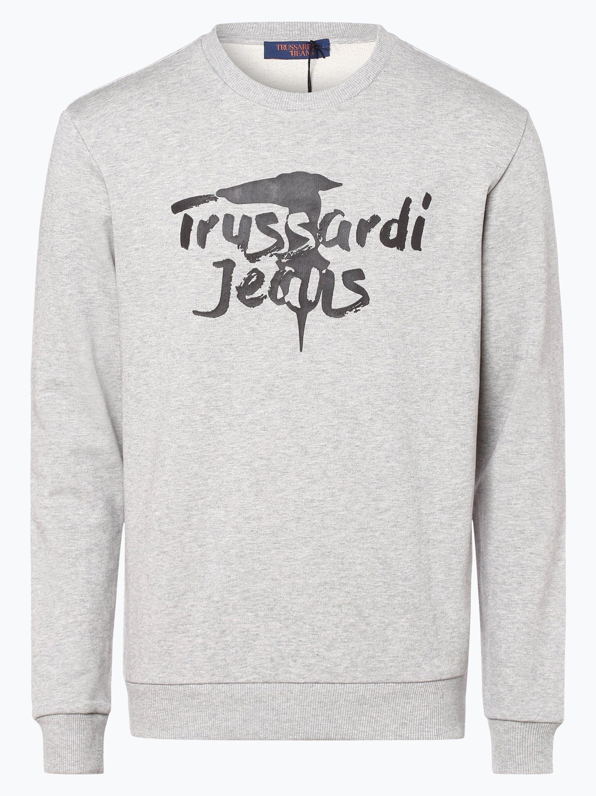 Trussadi Jeans Herren Sweatshirt