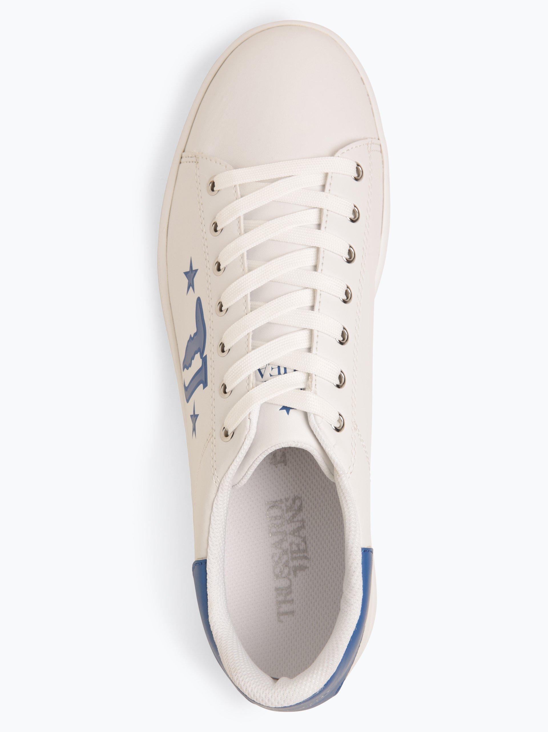 Trussadi Jeans Tenisówki męskie