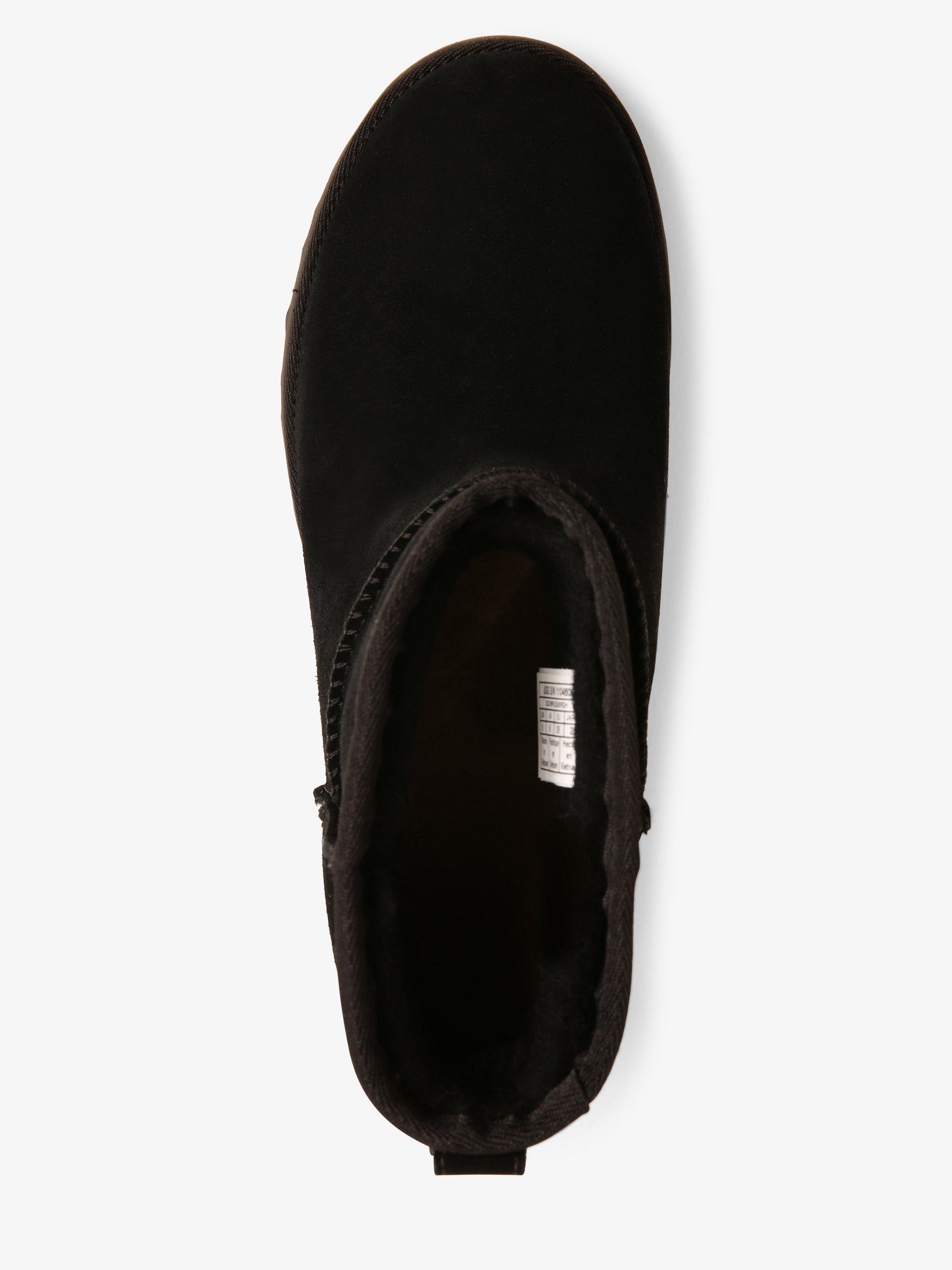 UGG Damen Boots aus Leder - Classic Femme Mini